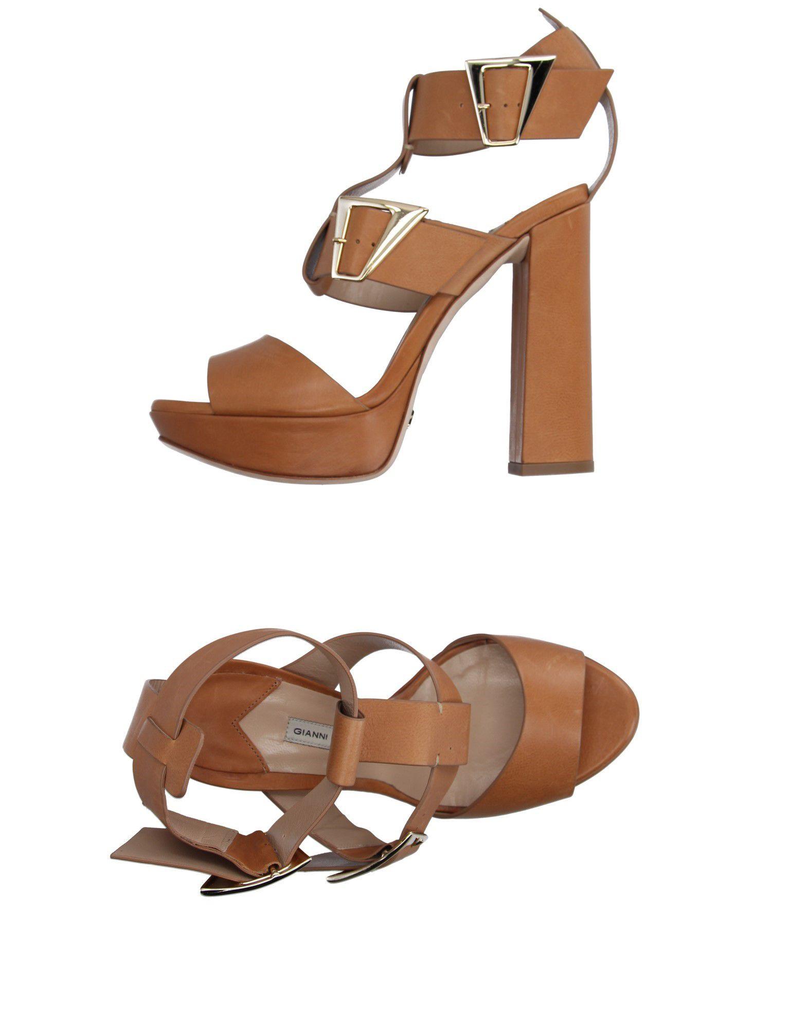 Gianni Marra Sandalen Damen  11142247OV Gute beliebte Qualität beliebte Gute Schuhe f7e949