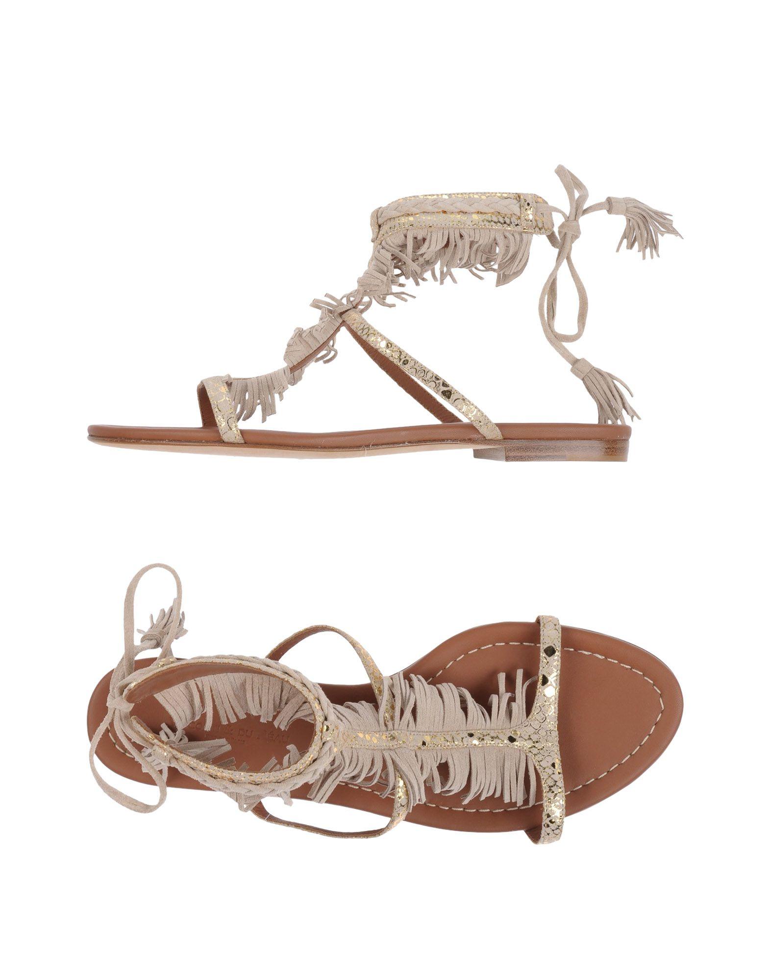 Stilvolle billige Schuhe Visconti & Du Réau Sandalen Damen  11142328AM