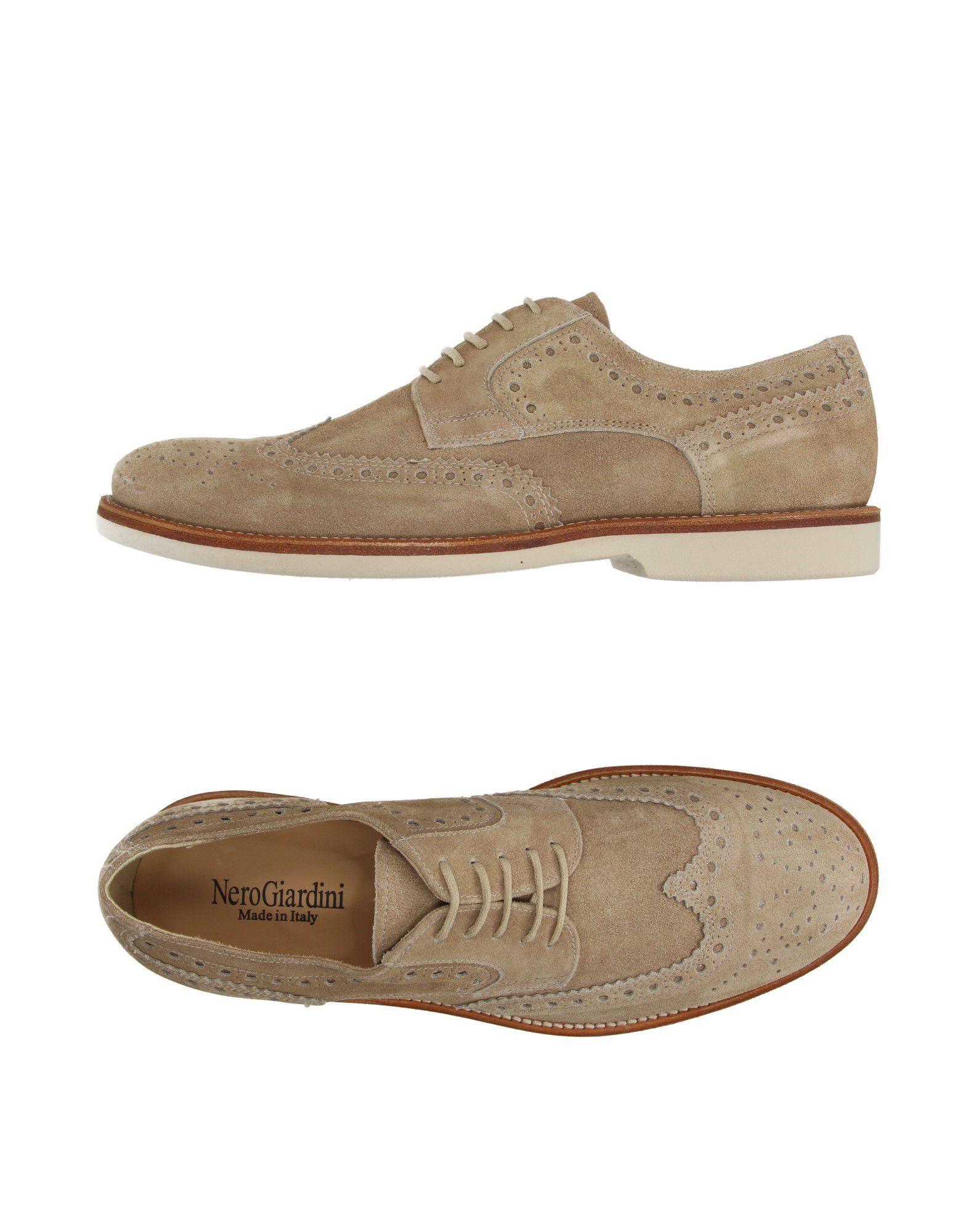 Rabatt echte Schnürschuhe Schuhe Nero Giardini Schnürschuhe echte Herren  11142401BM b17f1c