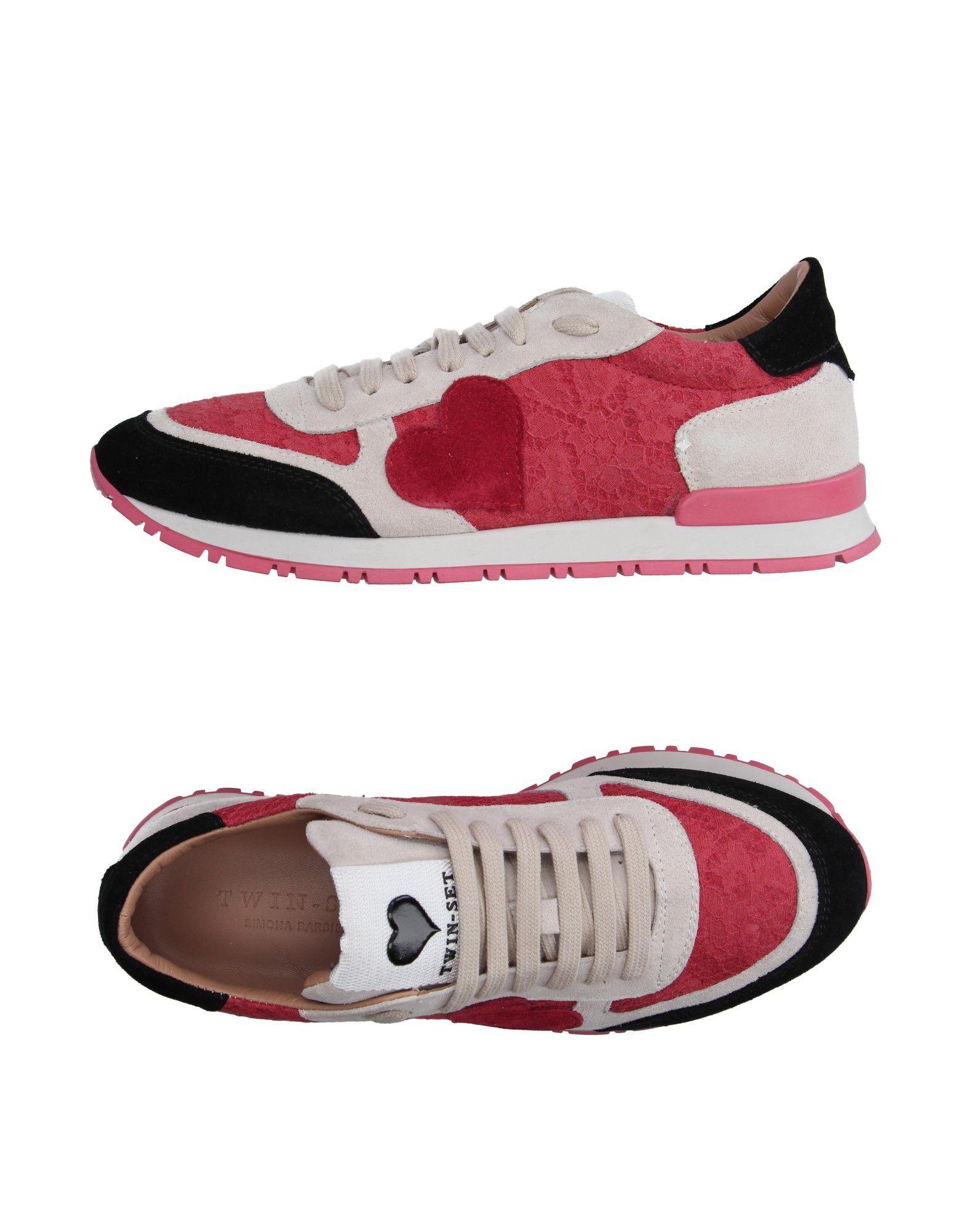 Twin-Set Simona Barbieri Sneakers - Women Twin-Set Simona Barbieri Sneakers - online on  Australia - Sneakers 11142409MF db15f6