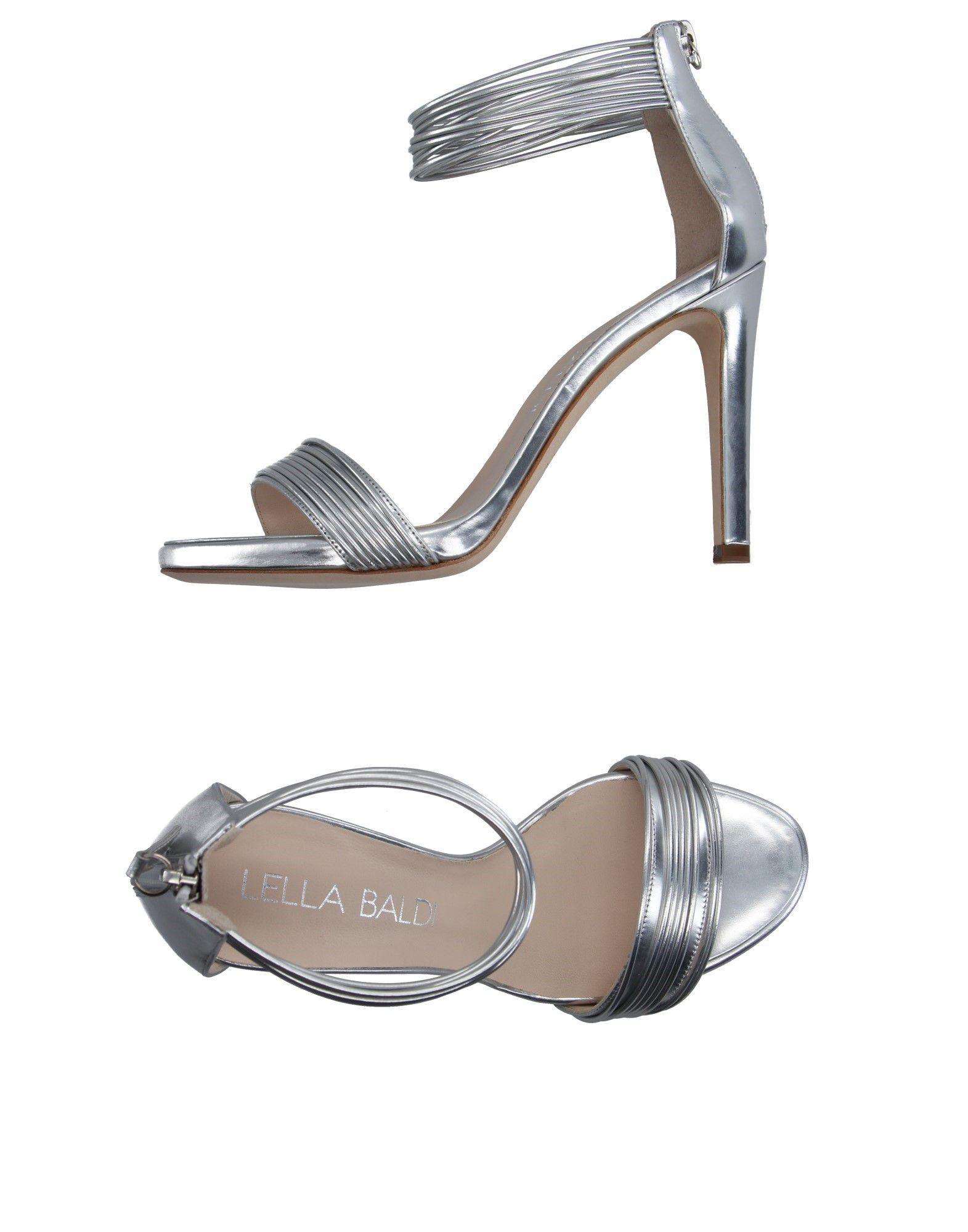 Lella Baldi Sandalen Sandalen Baldi Damen  11142776HL Neue Schuhe 776997