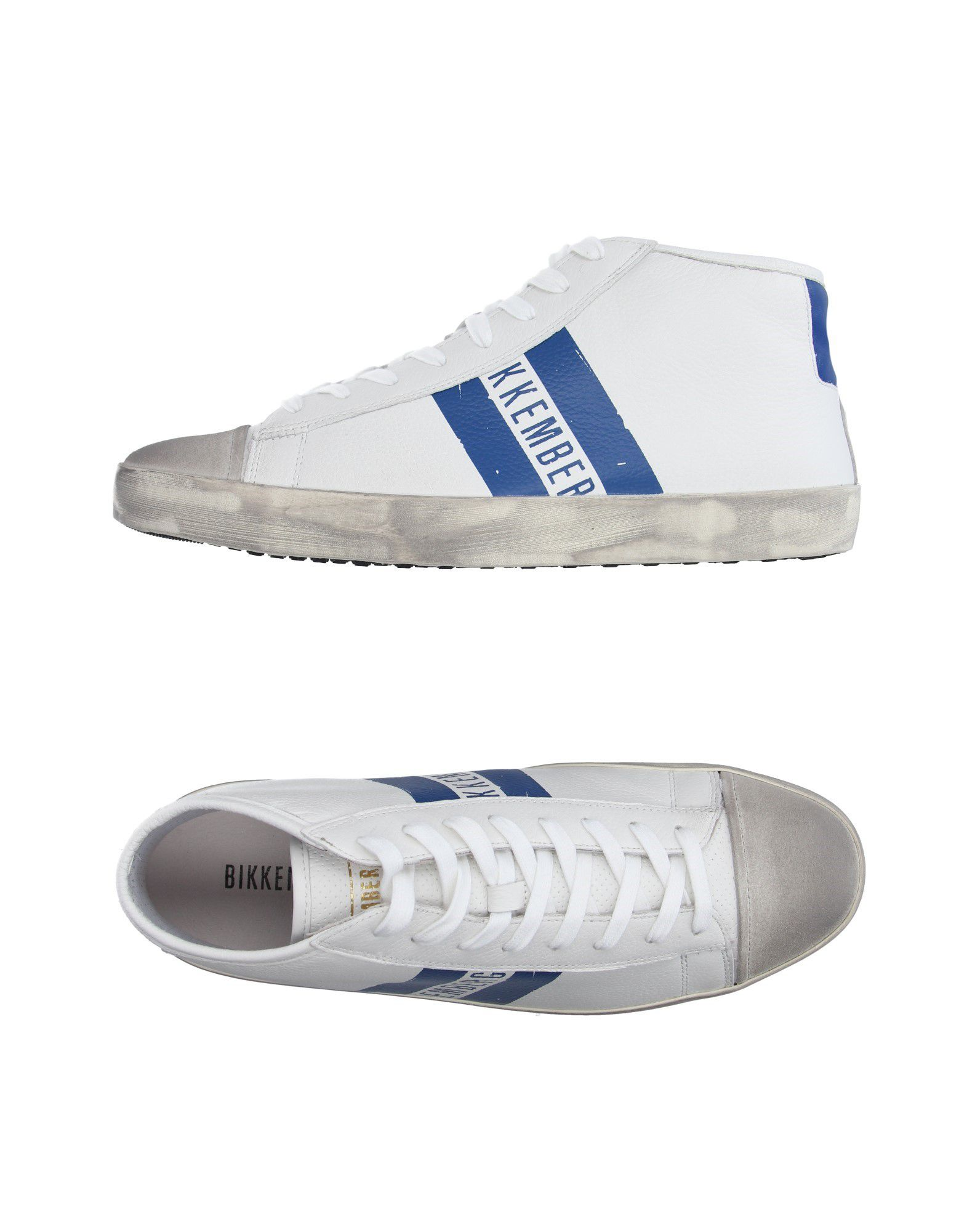 Rabatt echte Schuhe Bikkembergs Sneakers Herren  11142873RW