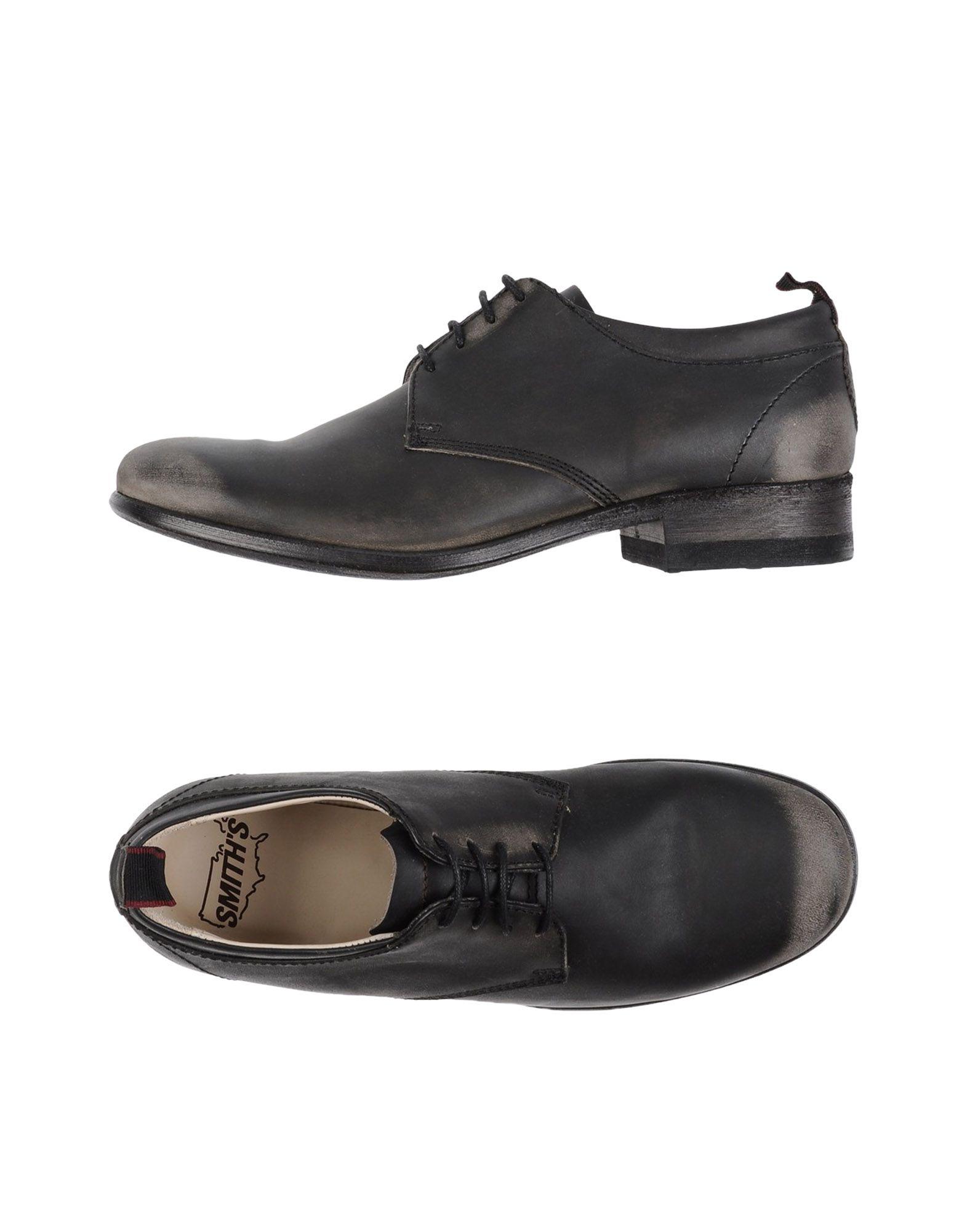 Gris marengo Zapato De Cordones Smith's American Mujer - - - Zapatos De Cordones Smith's American Moda barata y hermosa c65861