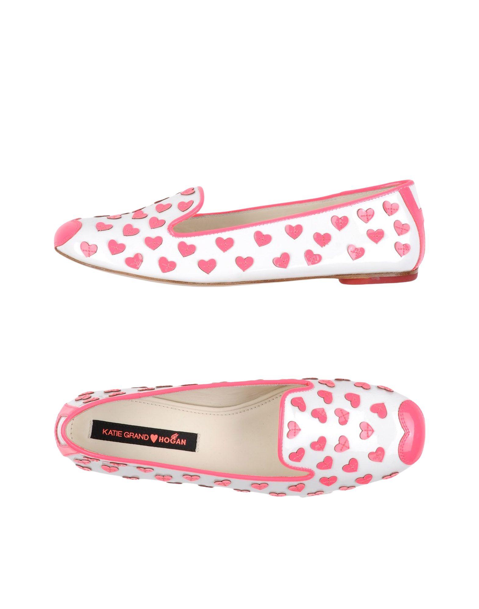 Gut um billige Schuhe zu tragenKatie Grand Loves Hogan Mokassins Damen  11142955SD