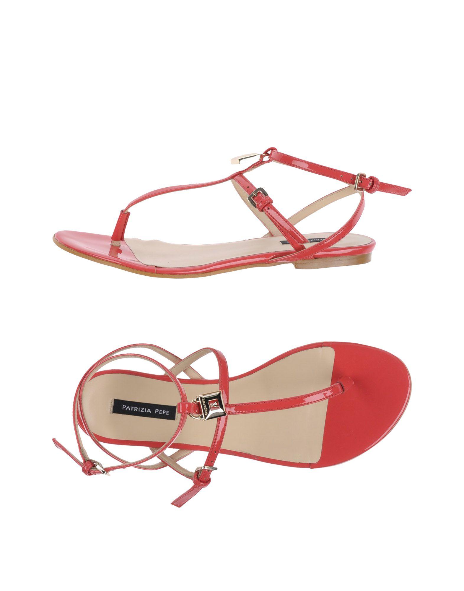 Patrizia Pepe Dianetten Damen  11143185BT Gute Qualität beliebte Schuhe