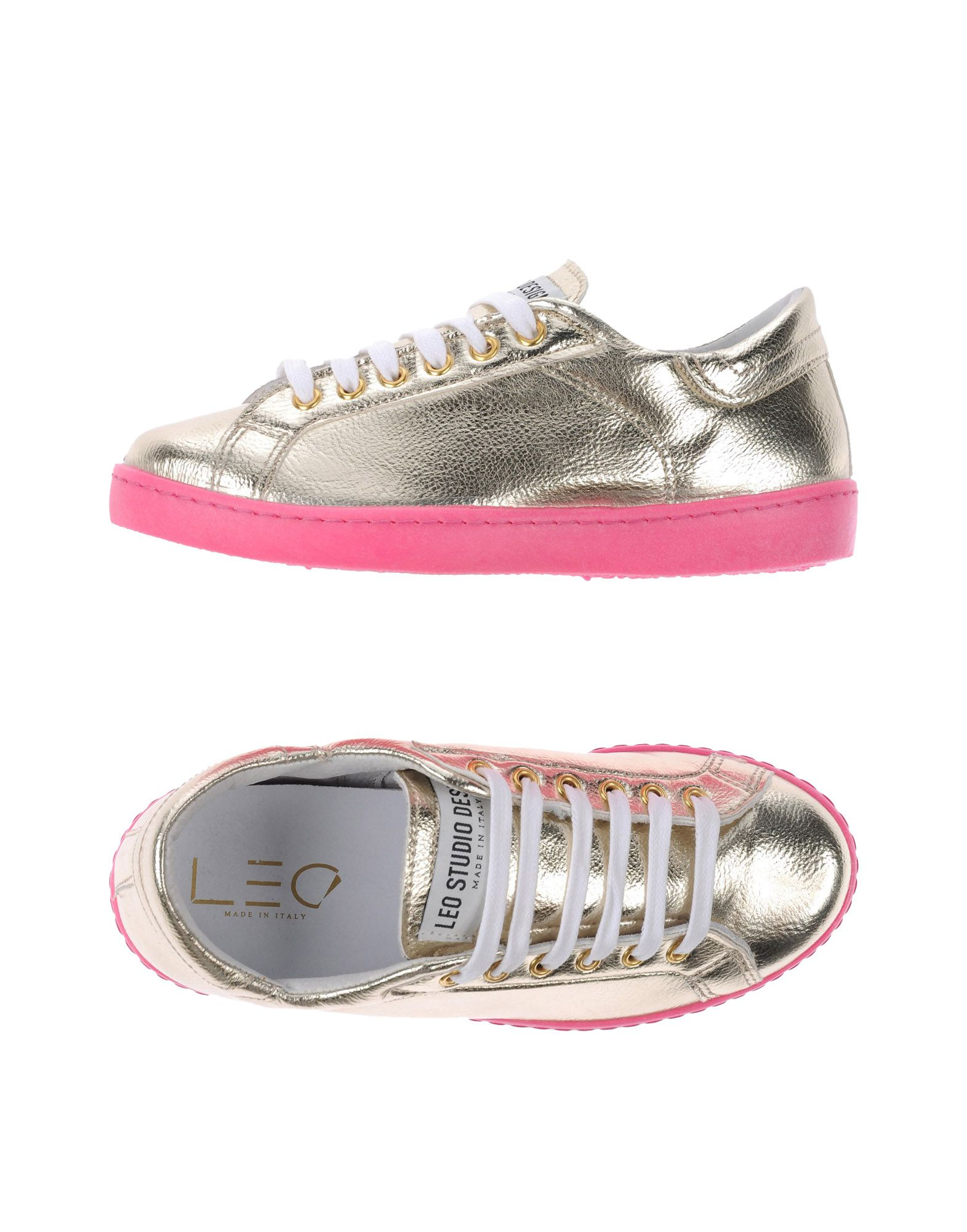 Sneakers Leo Studio Design Donna - 11143463GO