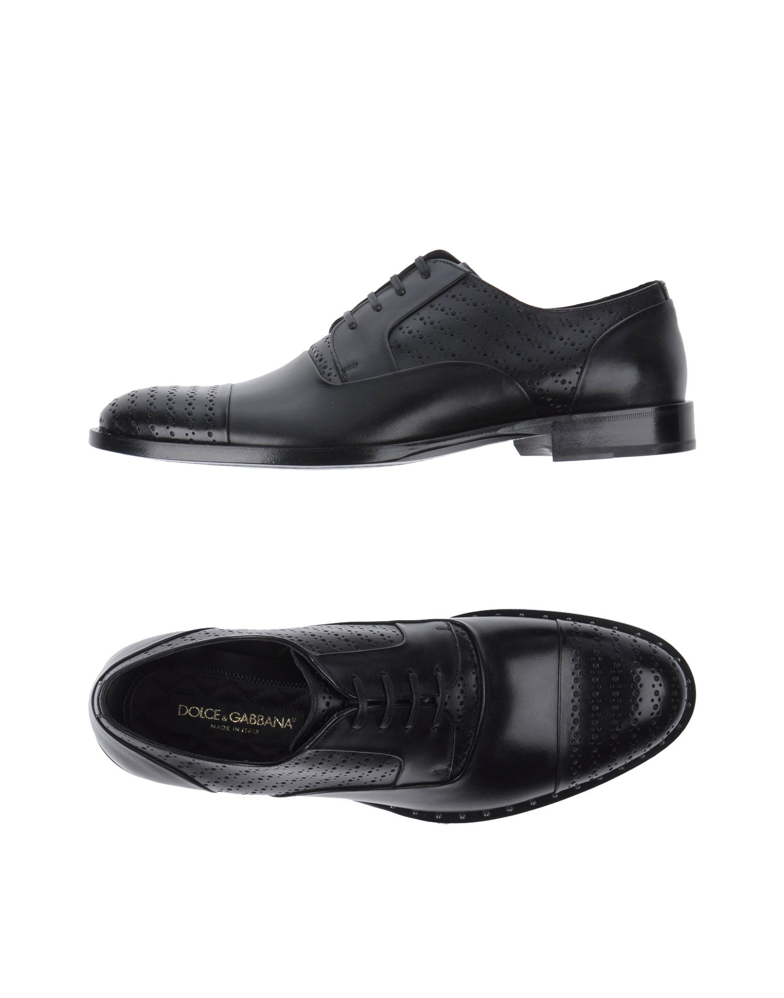 Stringate - Dolce  Gabbana Uomo - Stringate 11143707GV 027527