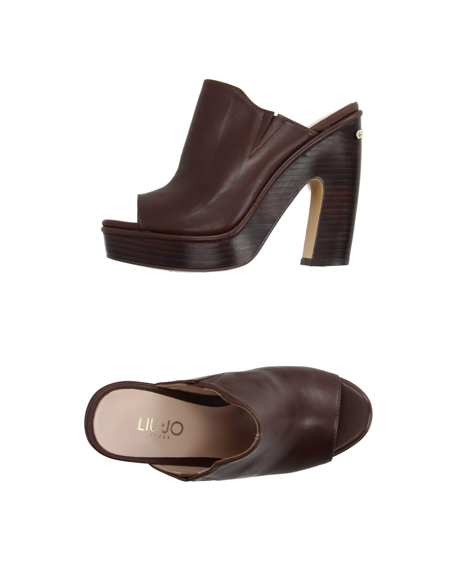Mules Liu •Jo Shoes Femme - Mules Liu •Jo Shoes sur