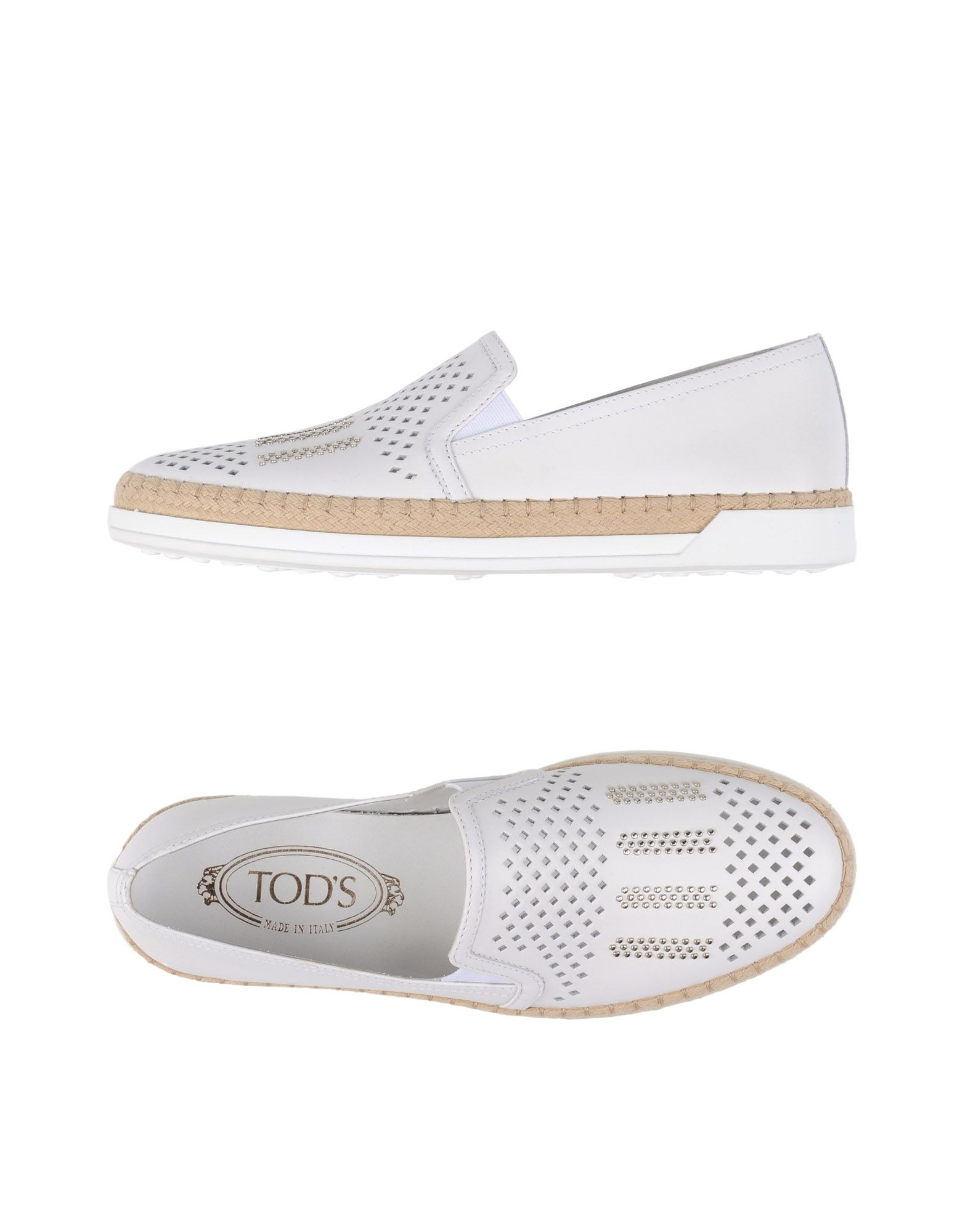 Chaussures - Espadrilles Tod w2421qy