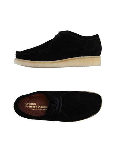 PADMORE & BARNES Loafers in Black