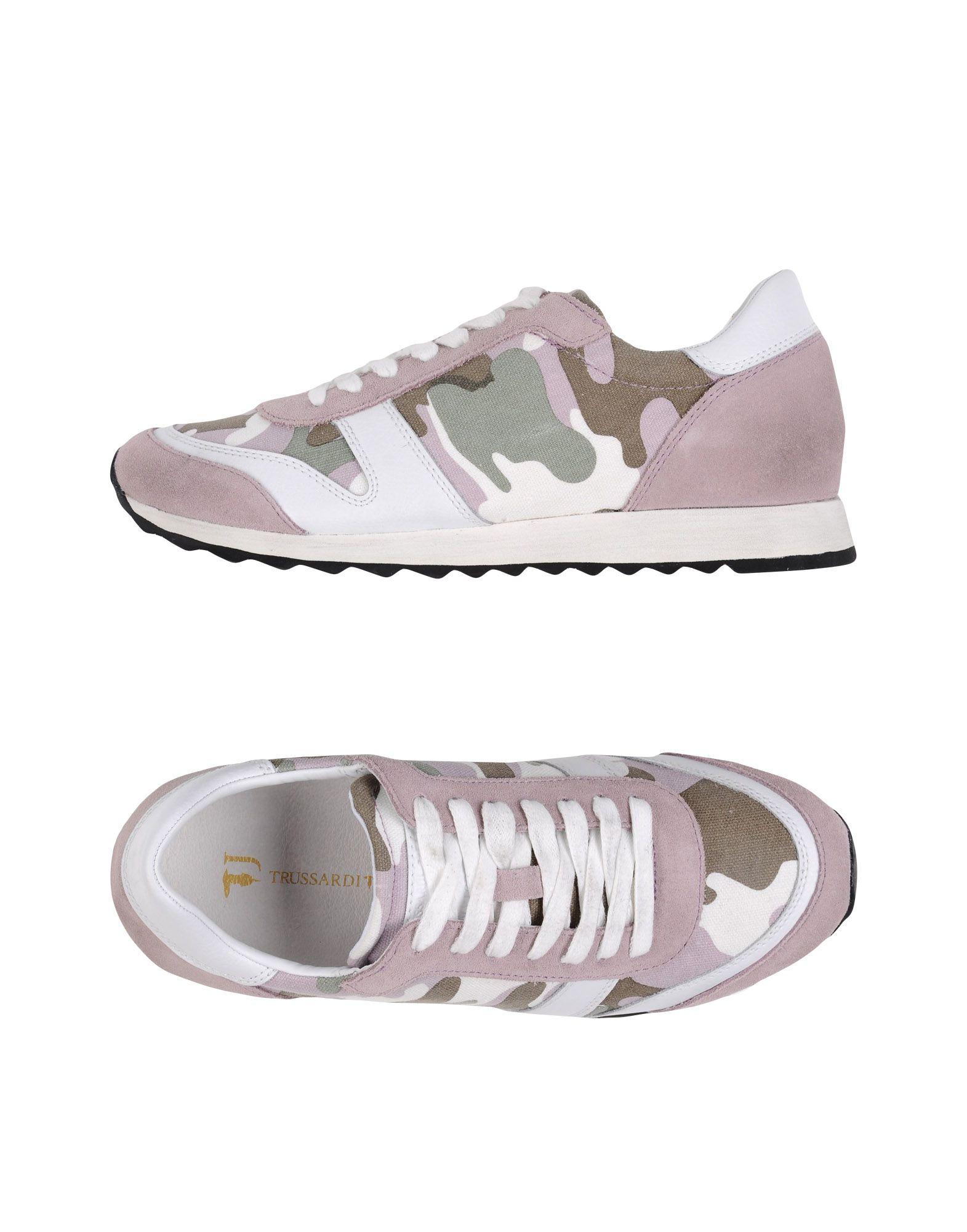 Trussardi Jeans Sneakers - online Women Trussardi Jeans Sneakers online - on  Canada - 11144228KA 90fe63