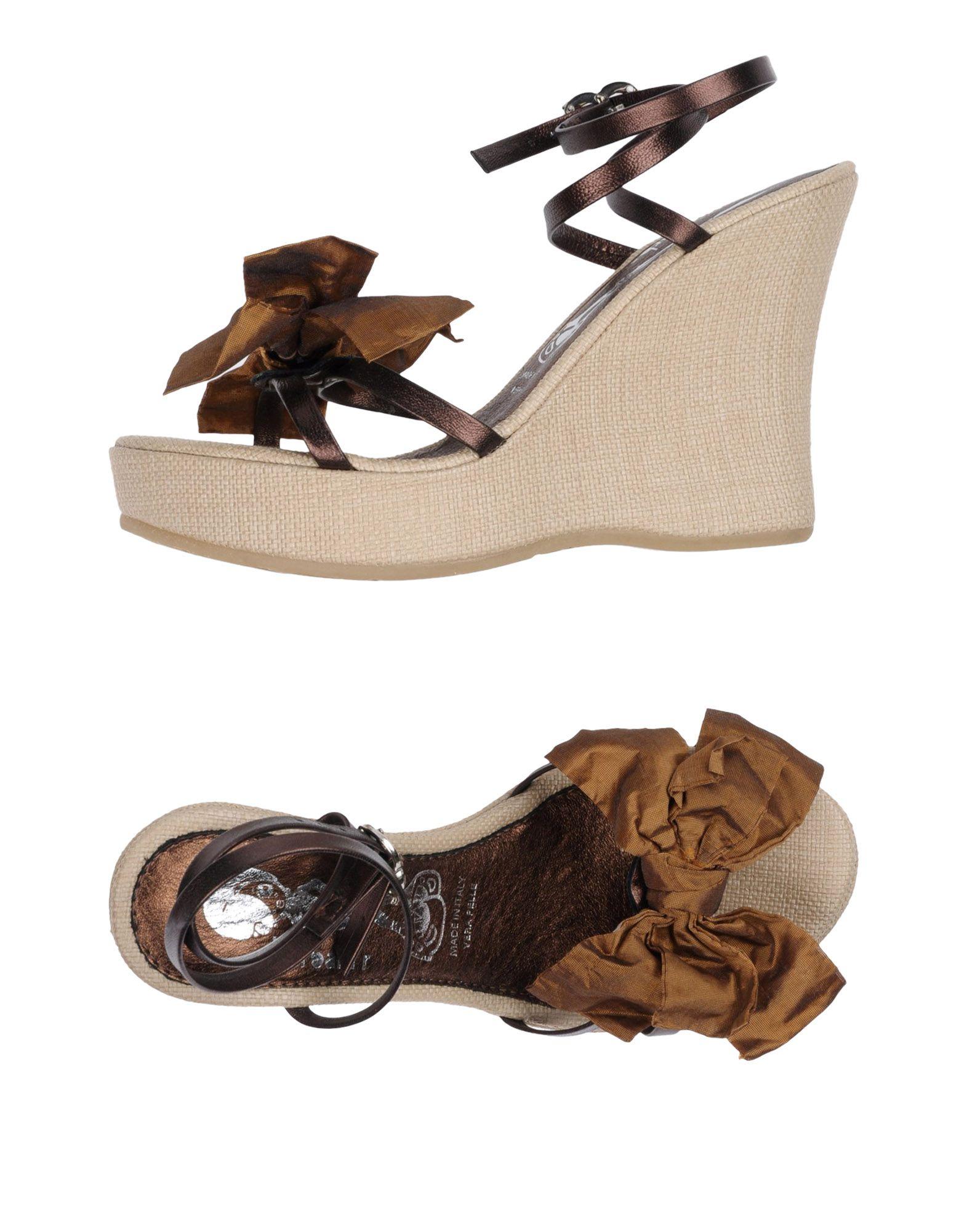 Barbara R Espadrilles Damen  11144597XQ Gute Qualität beliebte Schuhe