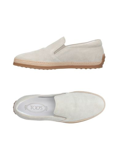 Zapatos con descuento Zapatillas Tod's - Hombre - Zapatillas Tod's - Tod's 11144851SL Gris perla 9a8fa4