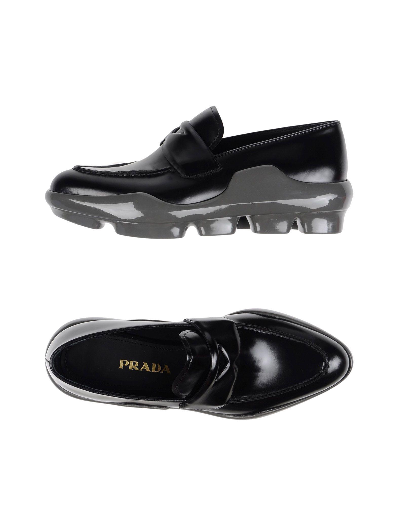 Prada  Mokassins Damen  Prada 11145131ERGünstige gut aussehende Schuhe abc52b