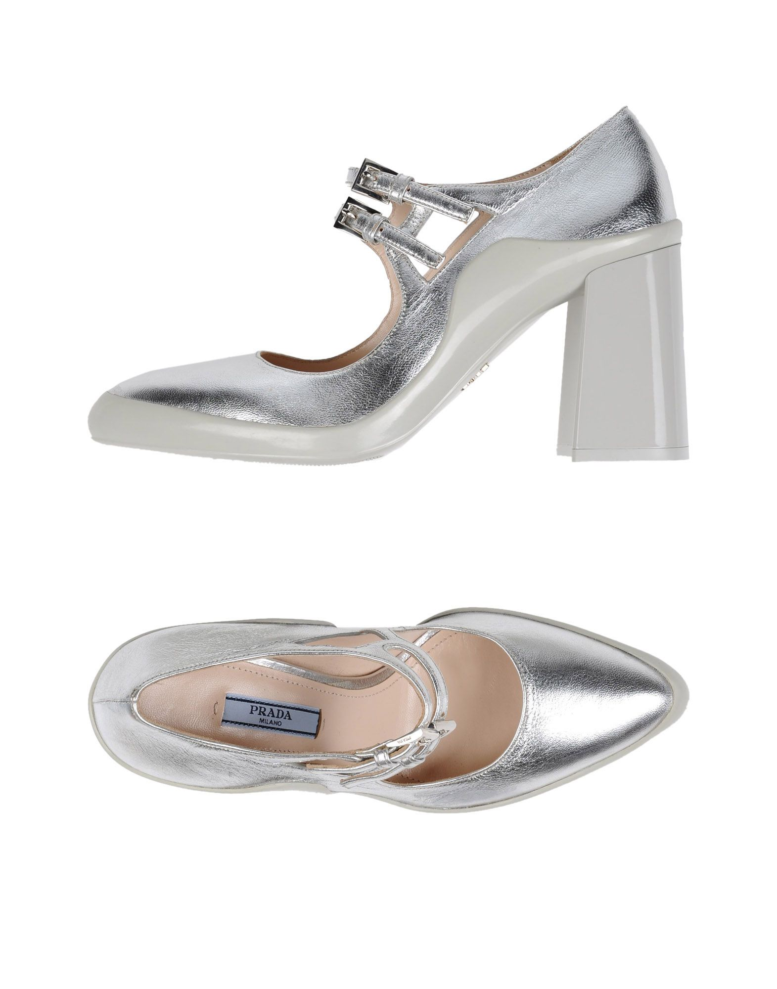 Prada Pumps Damen  11145460NVGünstige gut aussehende Schuhe