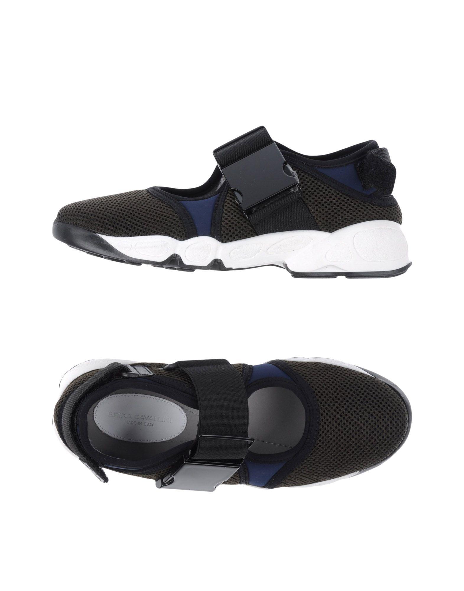 Gut um billige Schuhe zu zu zu tragenErika Cavallini Sneakers Damen  11145508IT a71d65