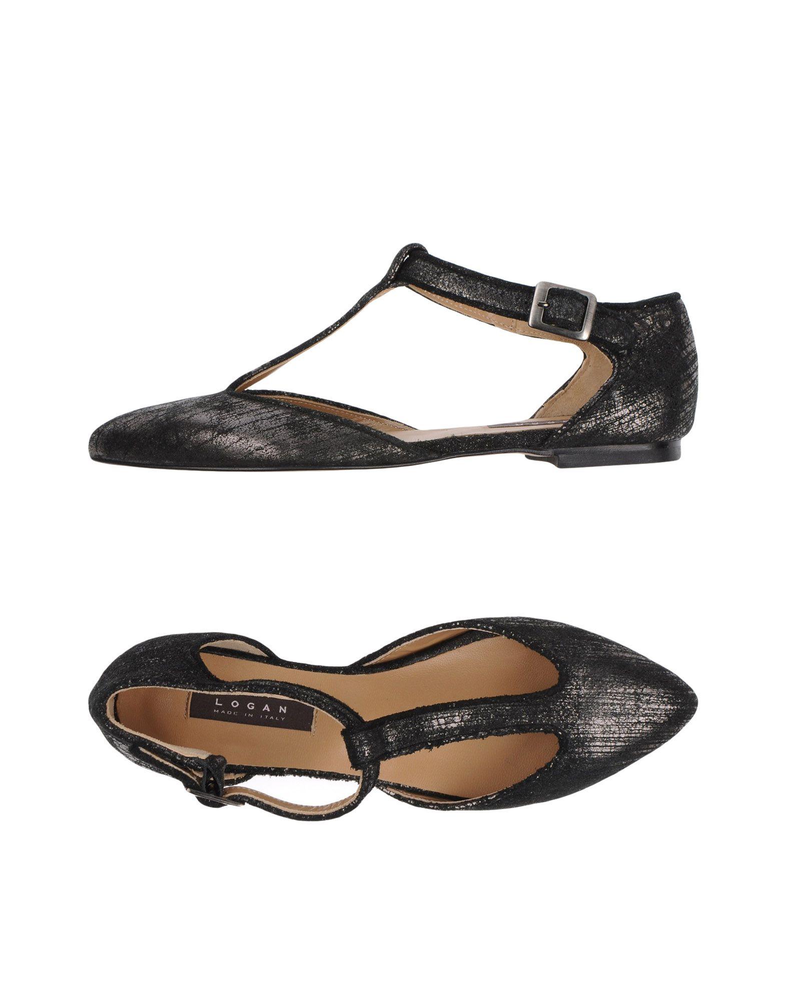 Logan Ballerinas Damen  11145634EI Gute Qualität beliebte Schuhe