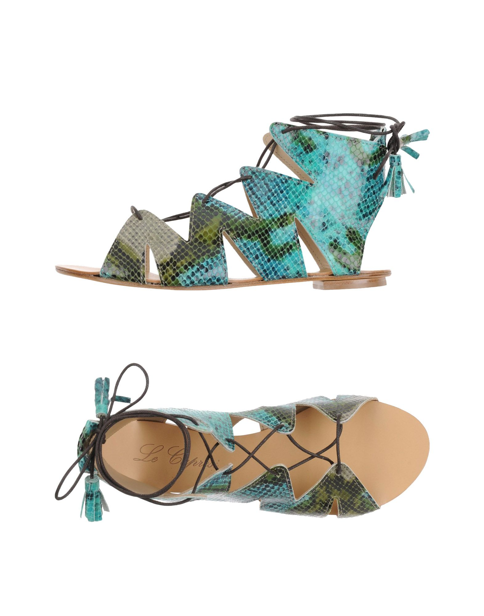 Le Capresi Sandalen Damen  11145732DR Gute Qualität beliebte Schuhe