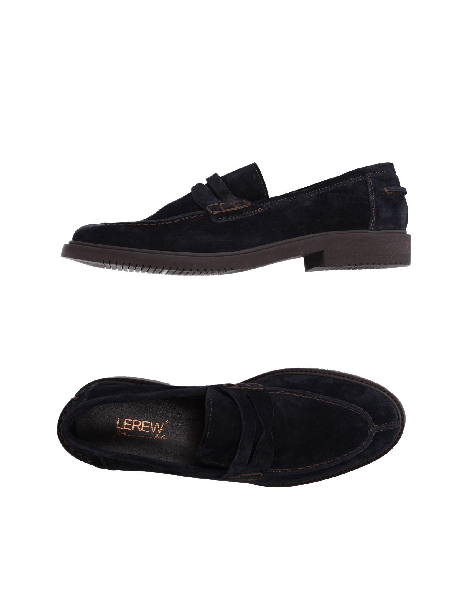 Rabatt echte Schuhe Lerews Mokassins Herren  11146354CE