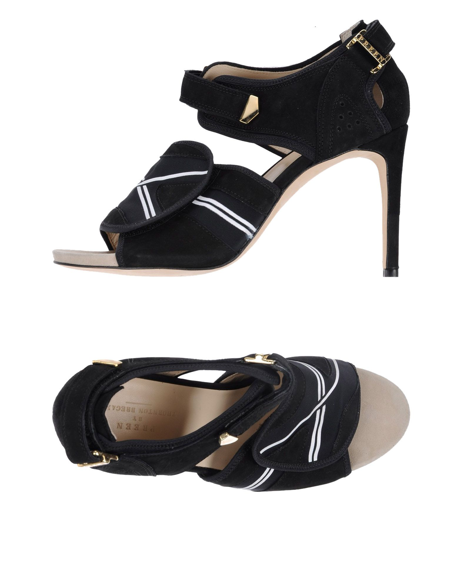 Sandales Preen By Thornton Bregazzi Femme - Sandales Preen By Thornton Bregazzi sur