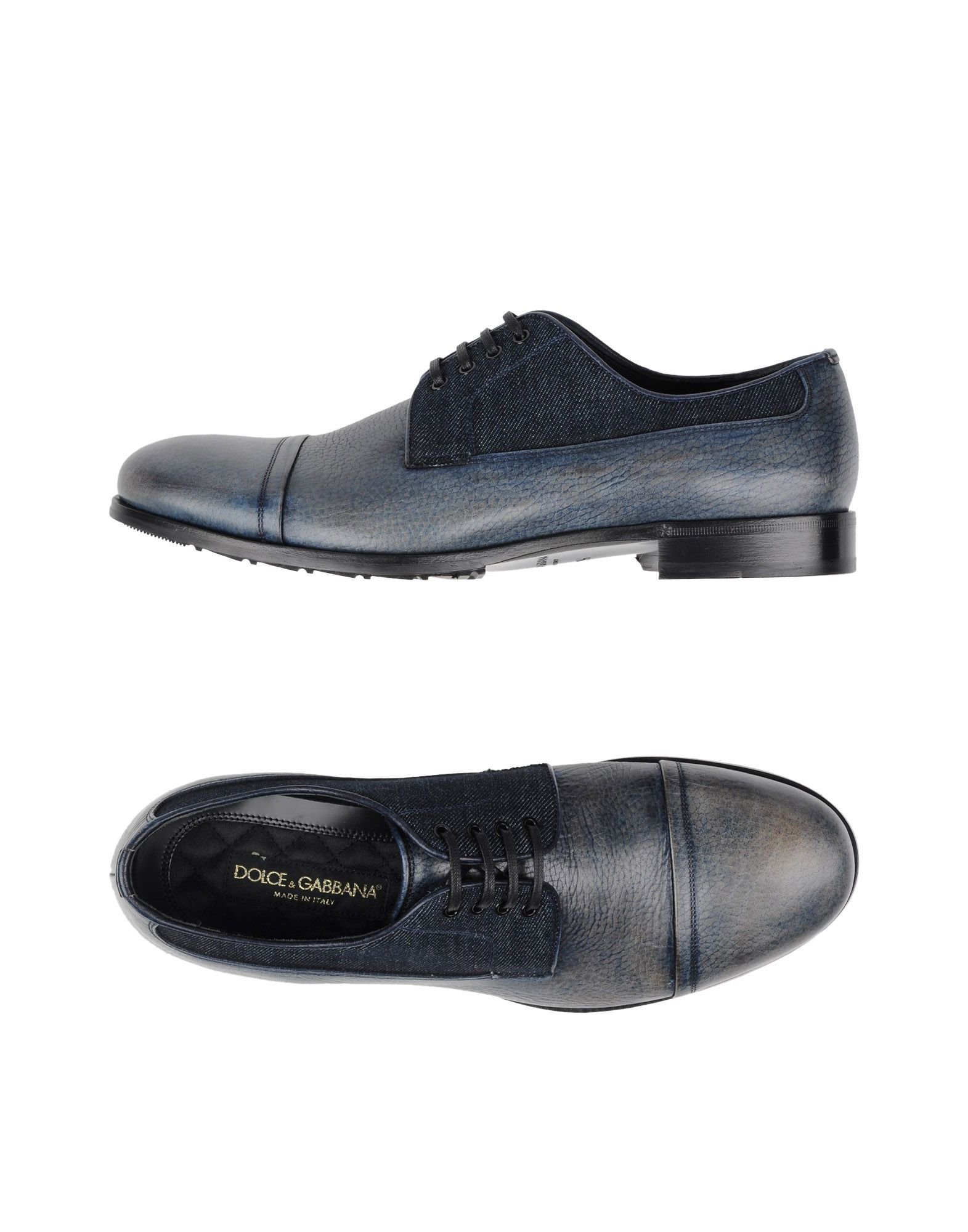 Stringate Dolce & Gabbana Uomo 11146860KD - 11146860KD Uomo 5931de