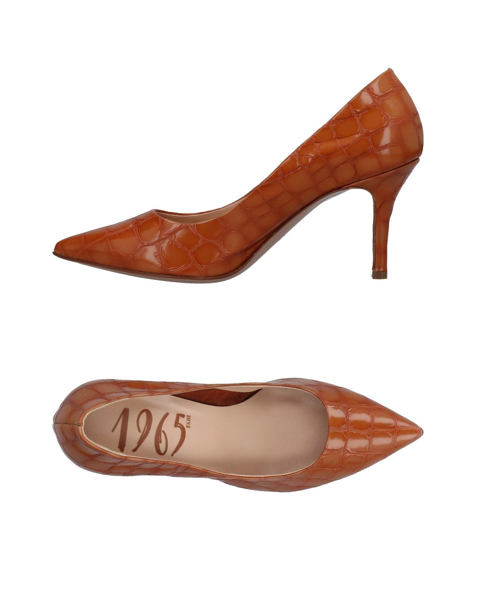 Stilvolle billige Schuhe Fabi Pumps Damen  11147380AS