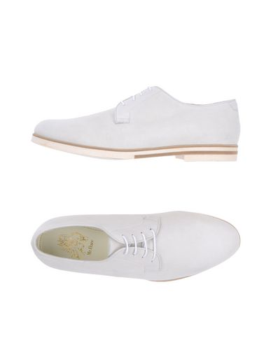 MR.HARE Mr. Hare Lace-Up Shoes in White