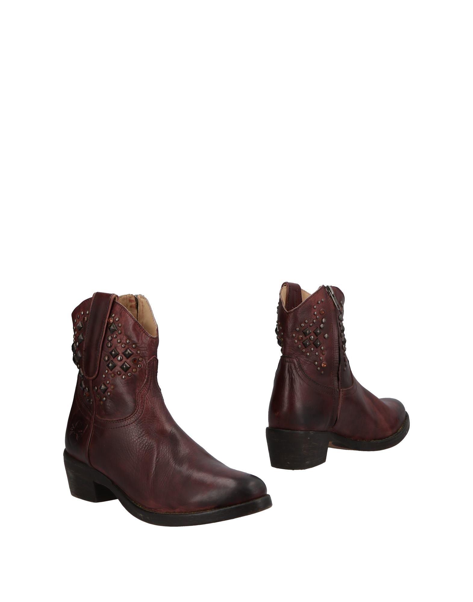 Stilvolle billige Stiefelette Schuhe Mr. Wolf Stiefelette billige Damen  11147458HR 153142