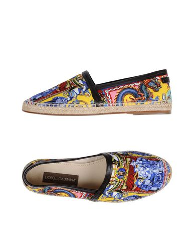 Zapatos con descuento Espadrilla Dolce & Gabbana Hombre - Espadrillas Dolce & Gabbana - 11147601UE Azul marino