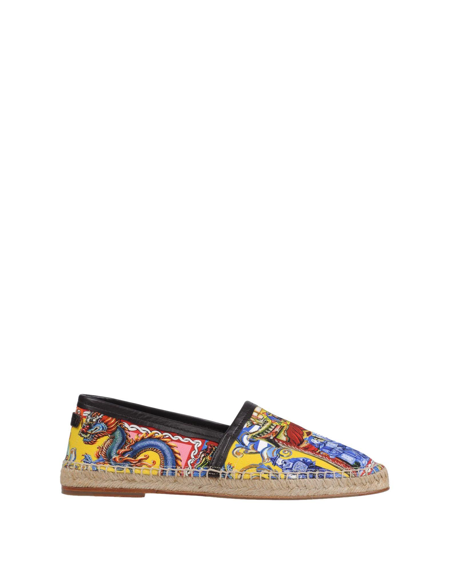 Dolce & Gabbana Espadrilles Herren  11147601UE