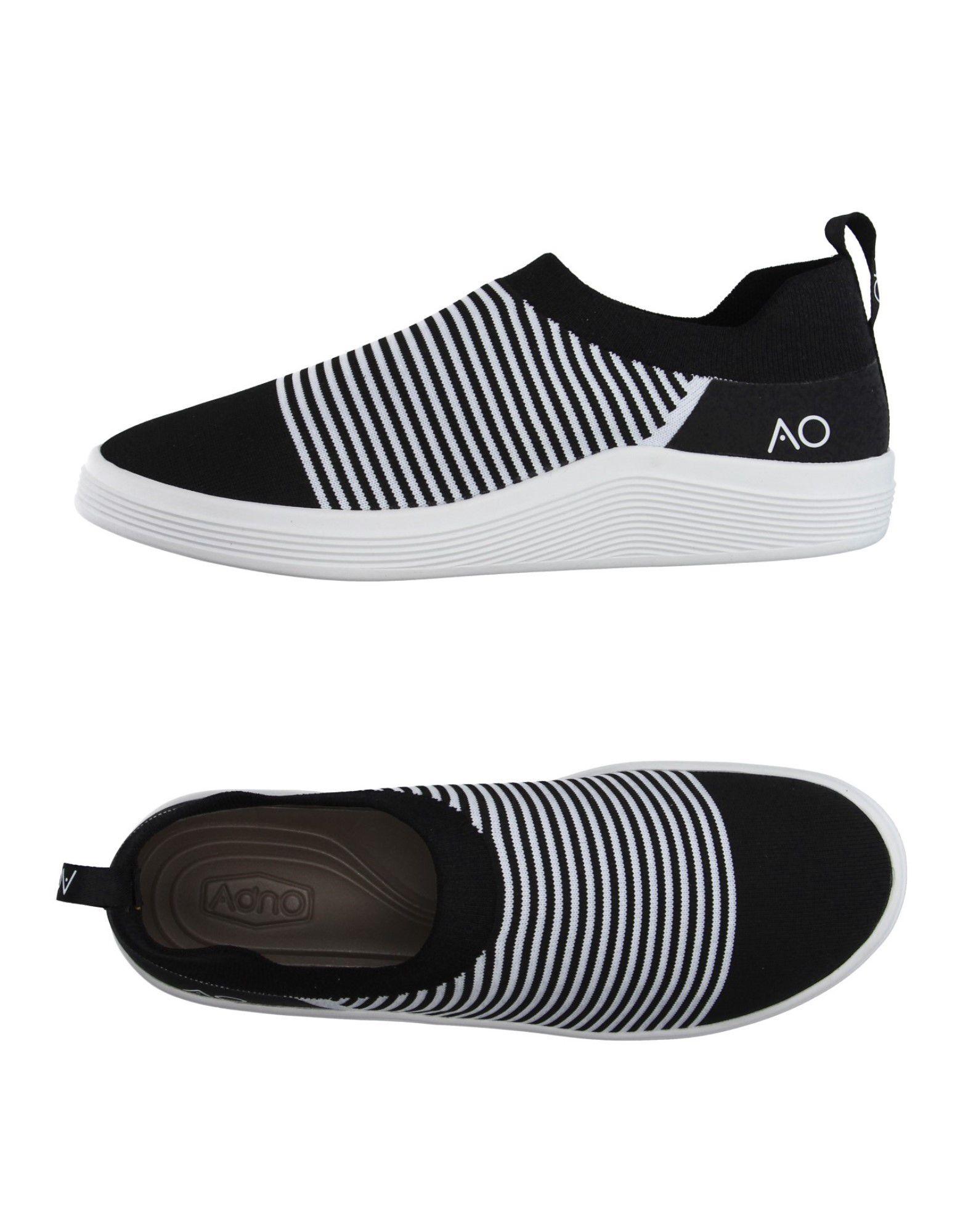 Rabatt echte Schuhe Adno® Sneakers Herren  11148196SJ