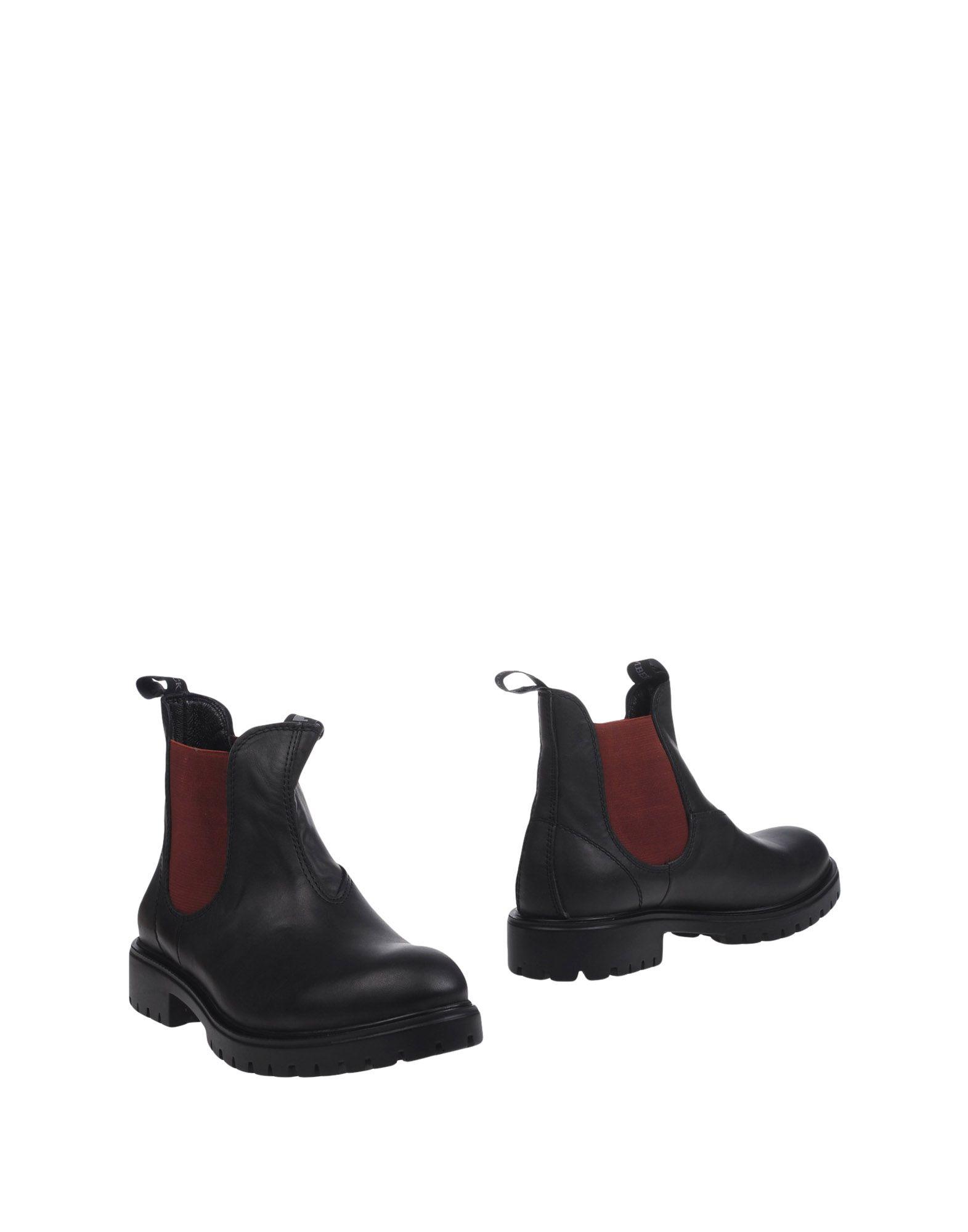 Rabatt echte Schuhe Lumberjack Stiefelette Herren  11149140OK