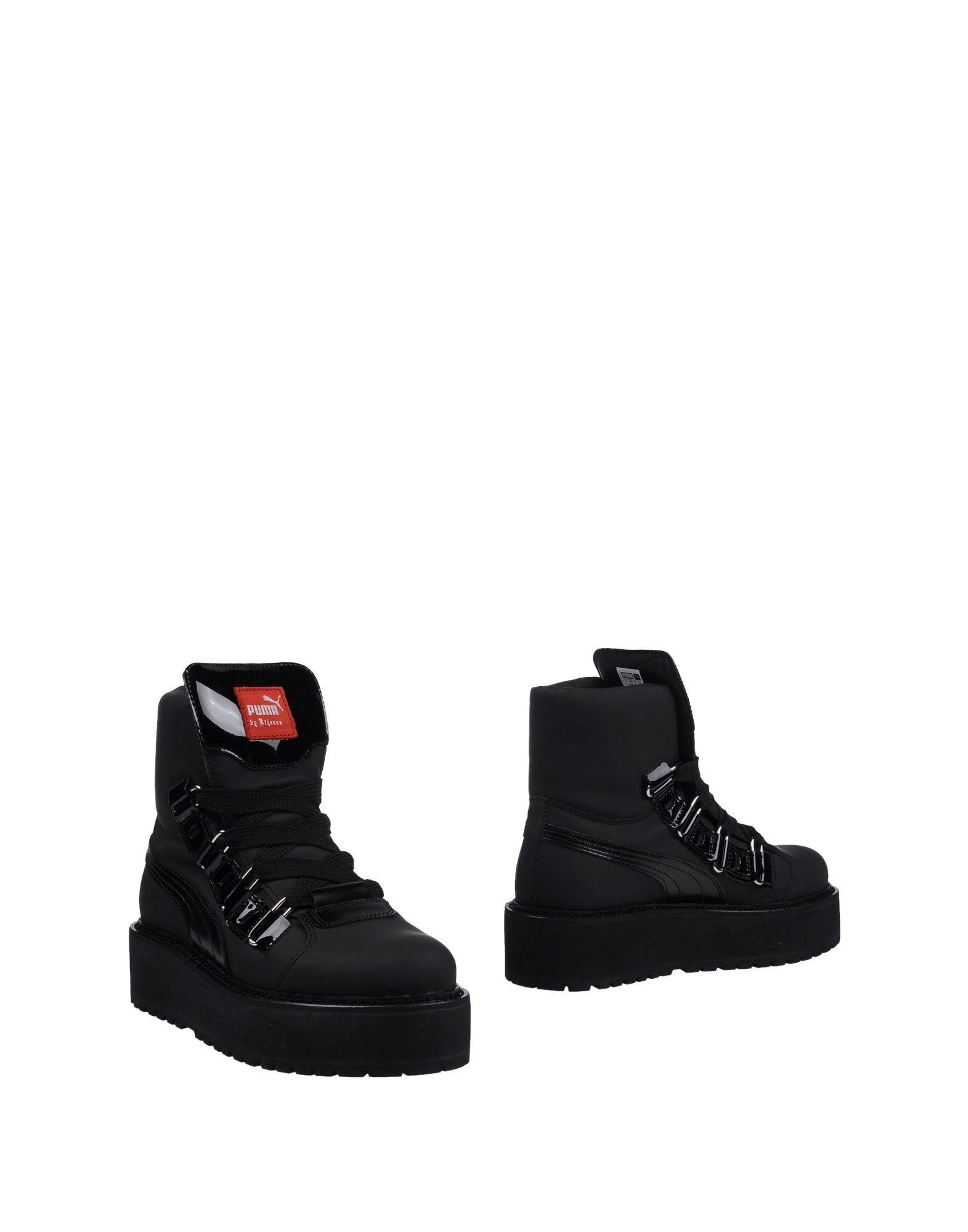 free shipping 61f44 578d7 FENTY PUMA by RIHANNA Ankle boot - Footwear | YOOX.COM