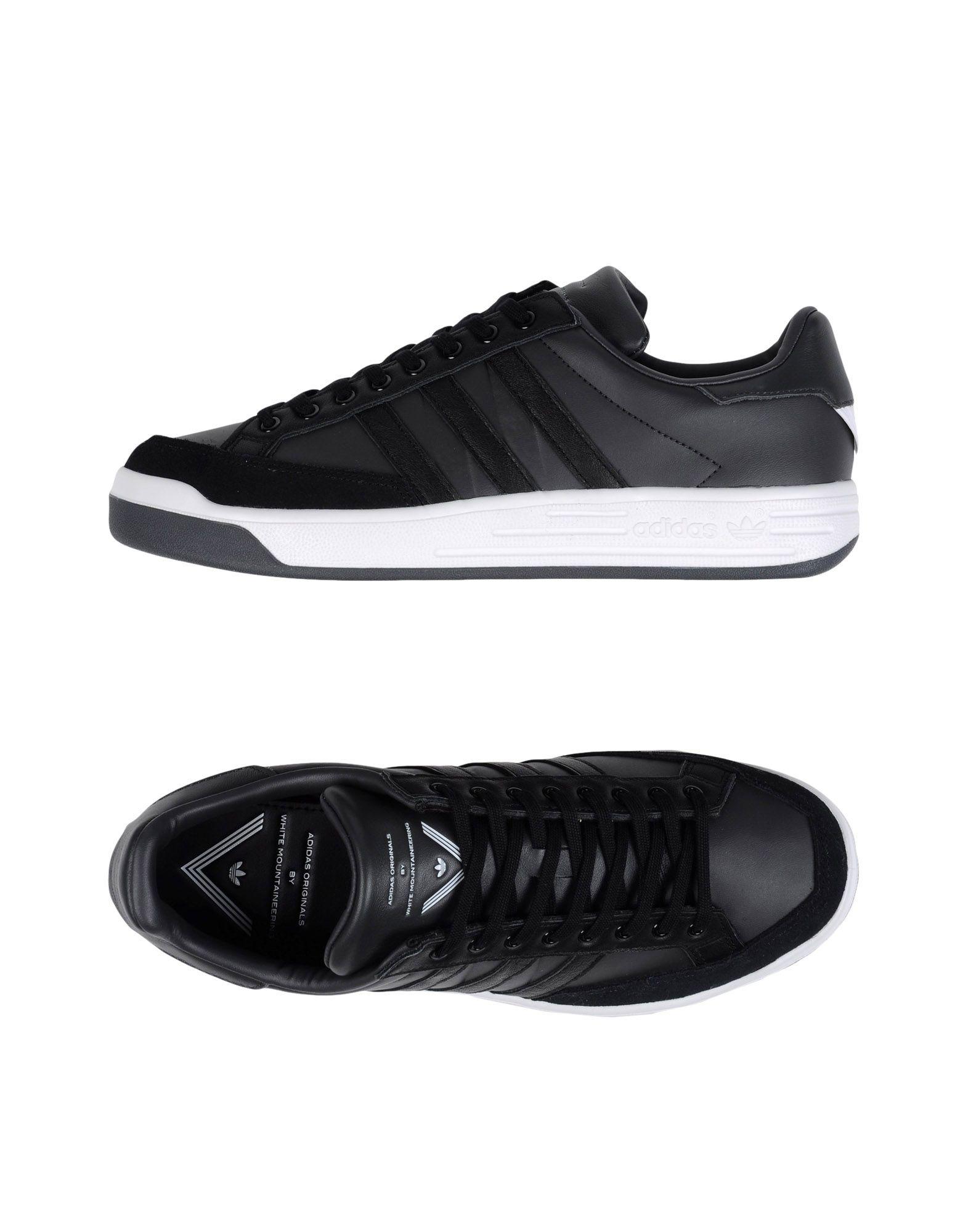 Rabatt echte Schuhe Court Adidas Originals By Weiß Mountaineering Wm Court Schuhe  11149749VI ae5191