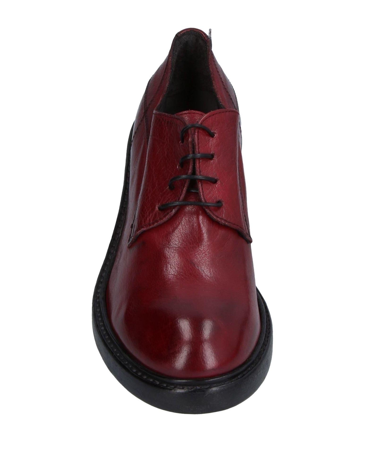 Stilvolle billige Schuhe Moma Schnürschuhe Damen  11150171FS
