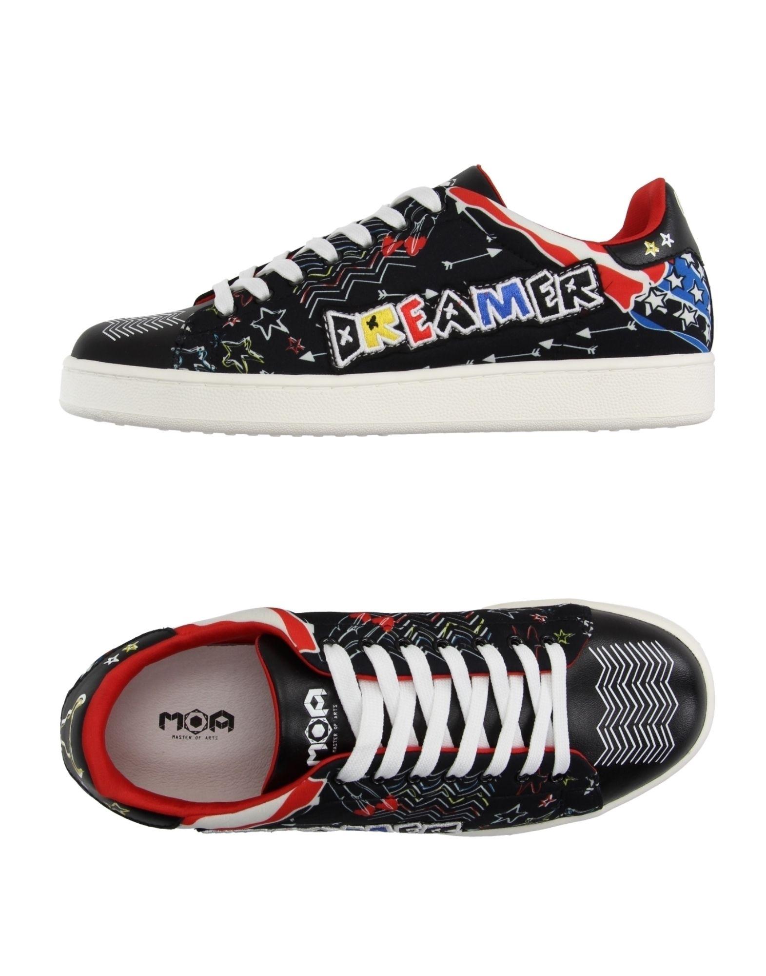 Rabatt echte Schuhe Moa Herren Master Of Arts Sneakers Herren Moa  11150454XE 40f740