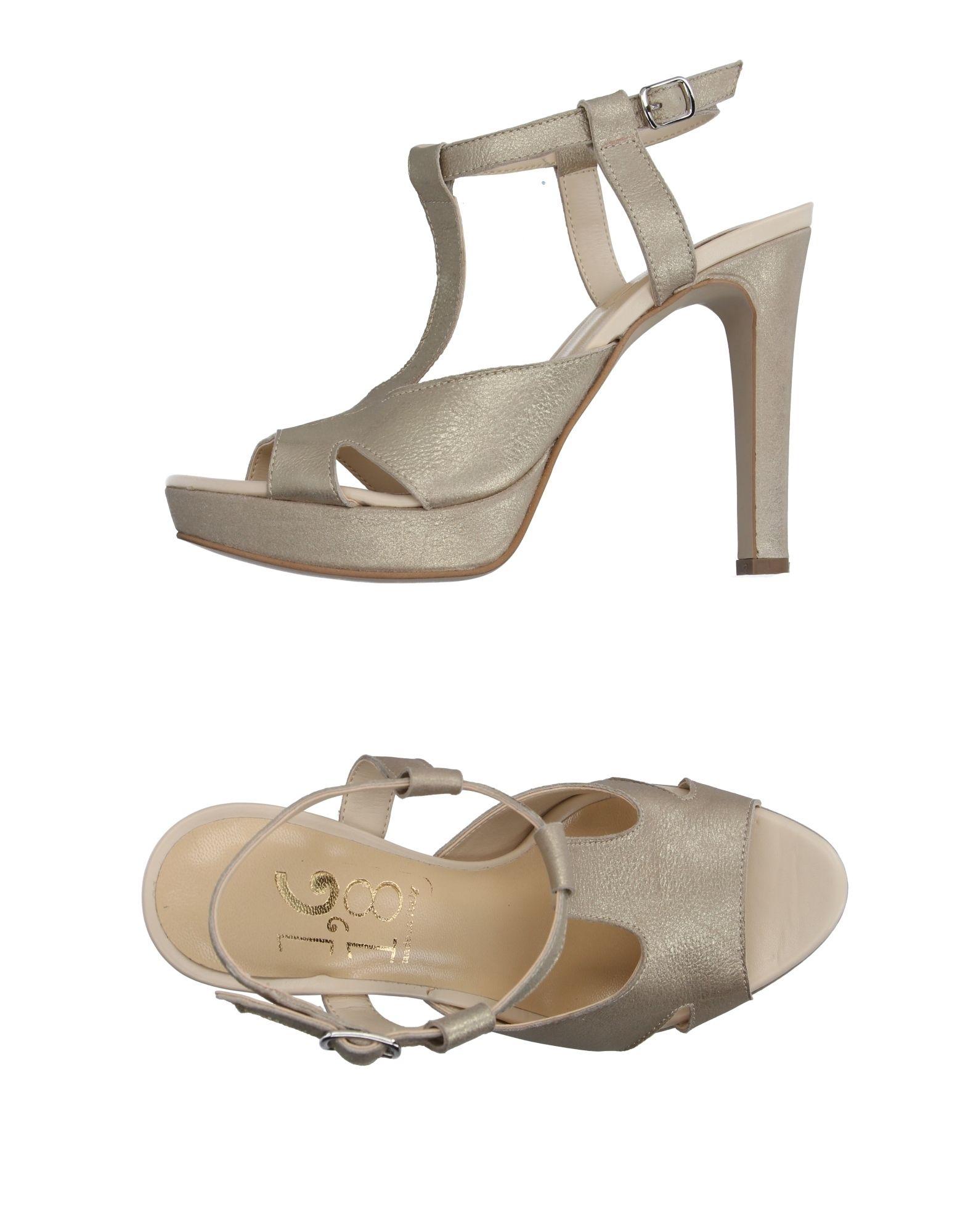 Moda Sandali Sandali Moda 1,618 Donna - 11150505NJ 983794