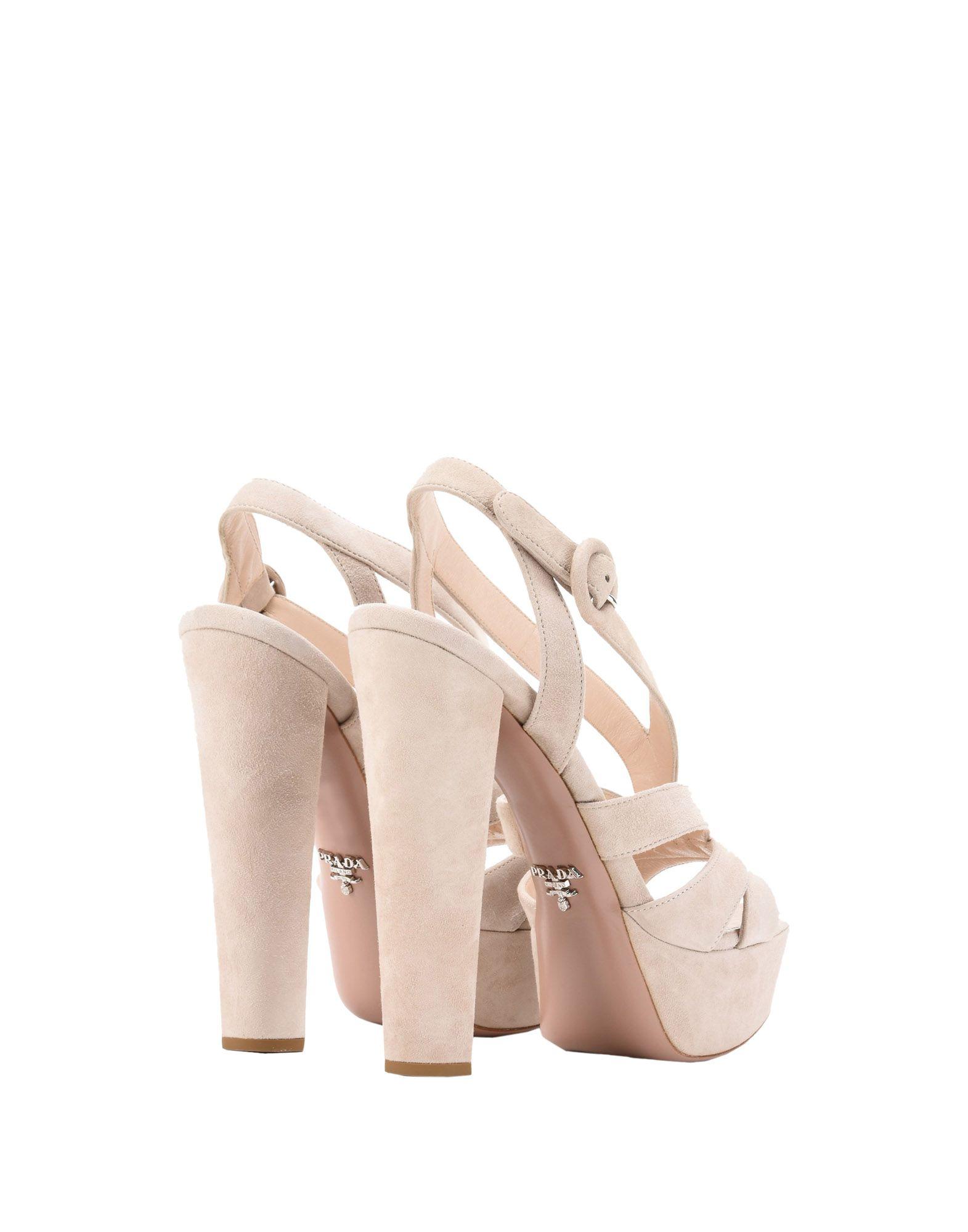 Rabatt  Schuhe Prada Sandalen Damen  Rabatt 11150641HD 941502