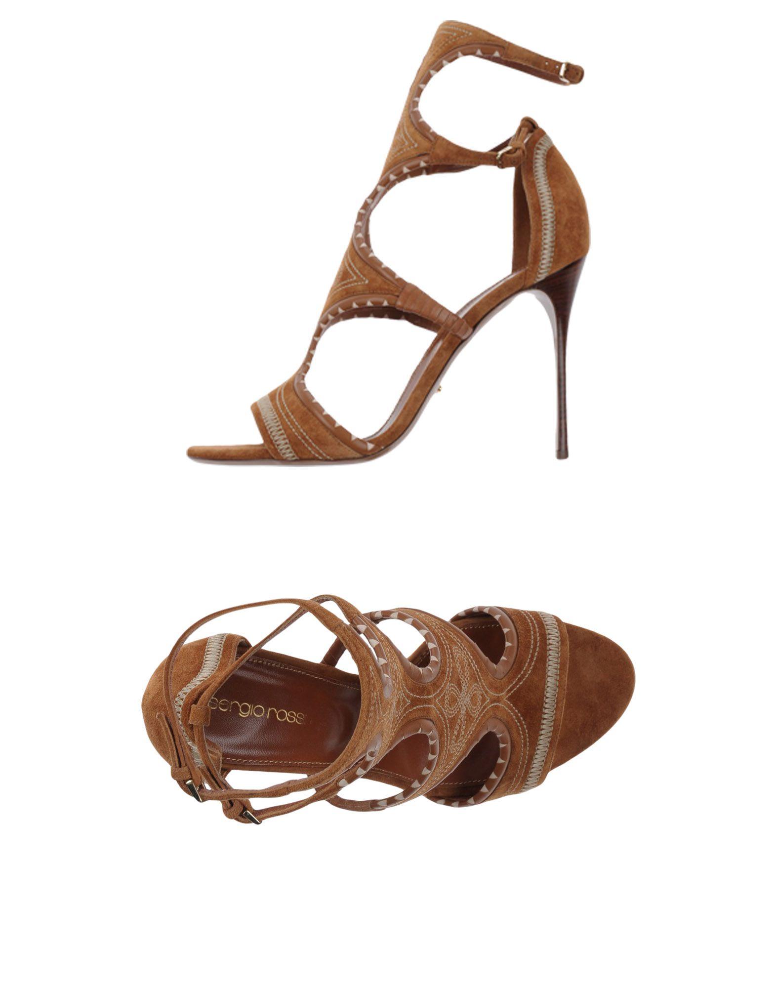 Sergio Rossi Sandals - Women Sergio Rossi Sandals Kingdom online on  United Kingdom Sandals - 11151137GB cb2268