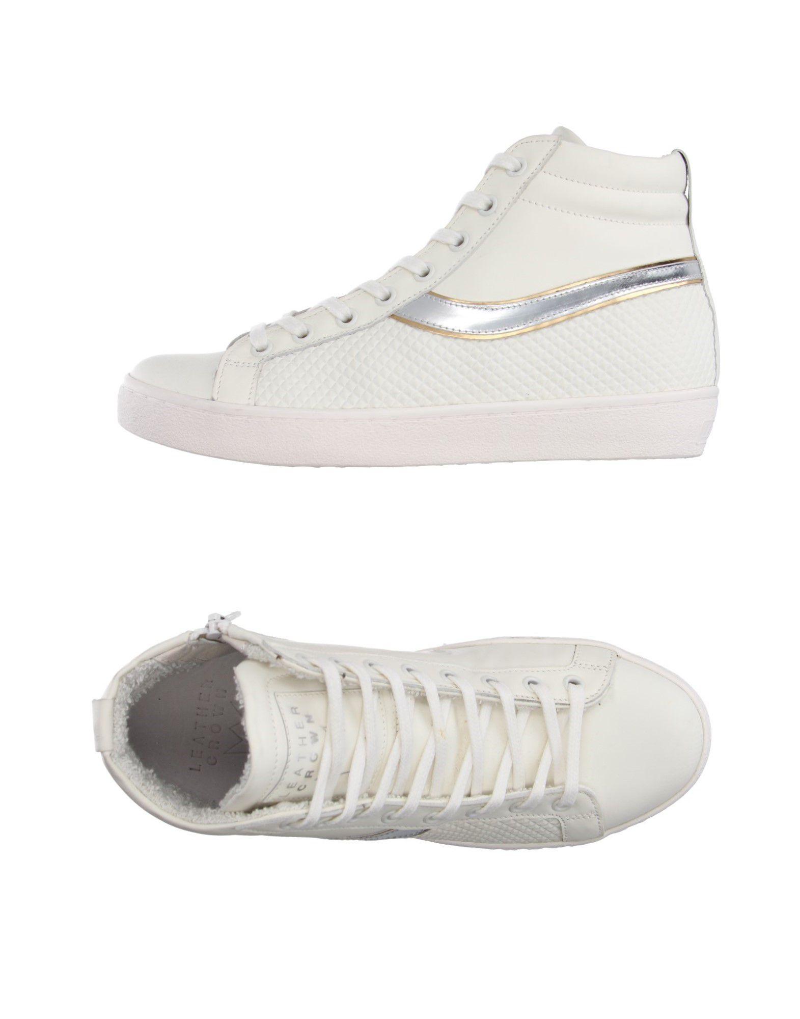 Gut um billige Schuhe  zu tragenLeather Crown Sneakers Damen  Schuhe 11151395SC 60b37d