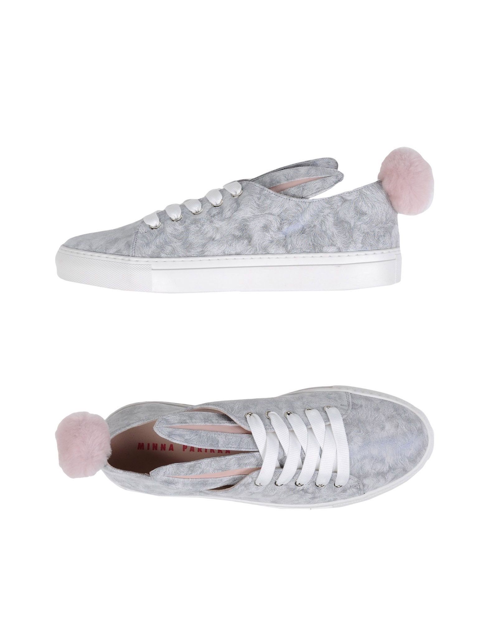 Sneakers Minna Parikka Tail Sneaks Low Top Sneakers With Bunny Ears And Tail - Donna - Acquista online su