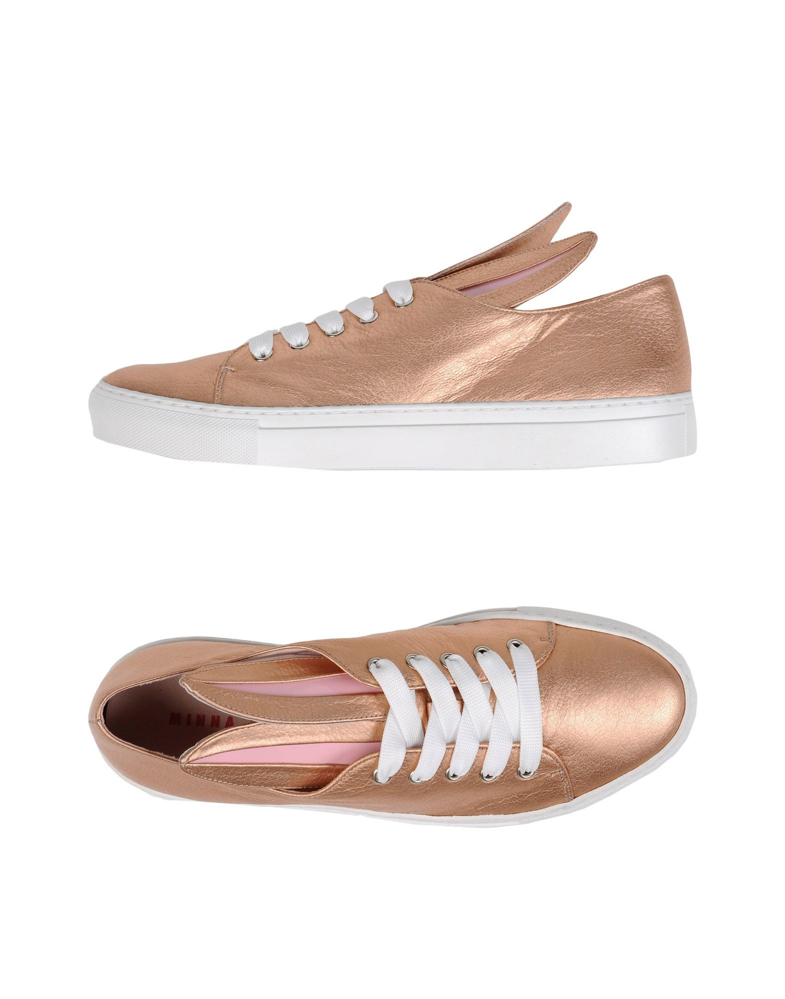 Sneakers Minna Parikka All Ears Low Top Sneakers With Bunny Ears - Femme - Sneakers Minna Parikka sur