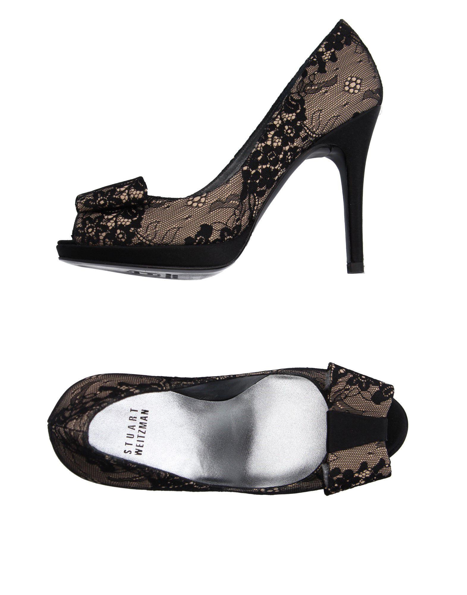 Stilvolle billige Schuhe Stuart Weitzman Pumps Damen  11151508WE