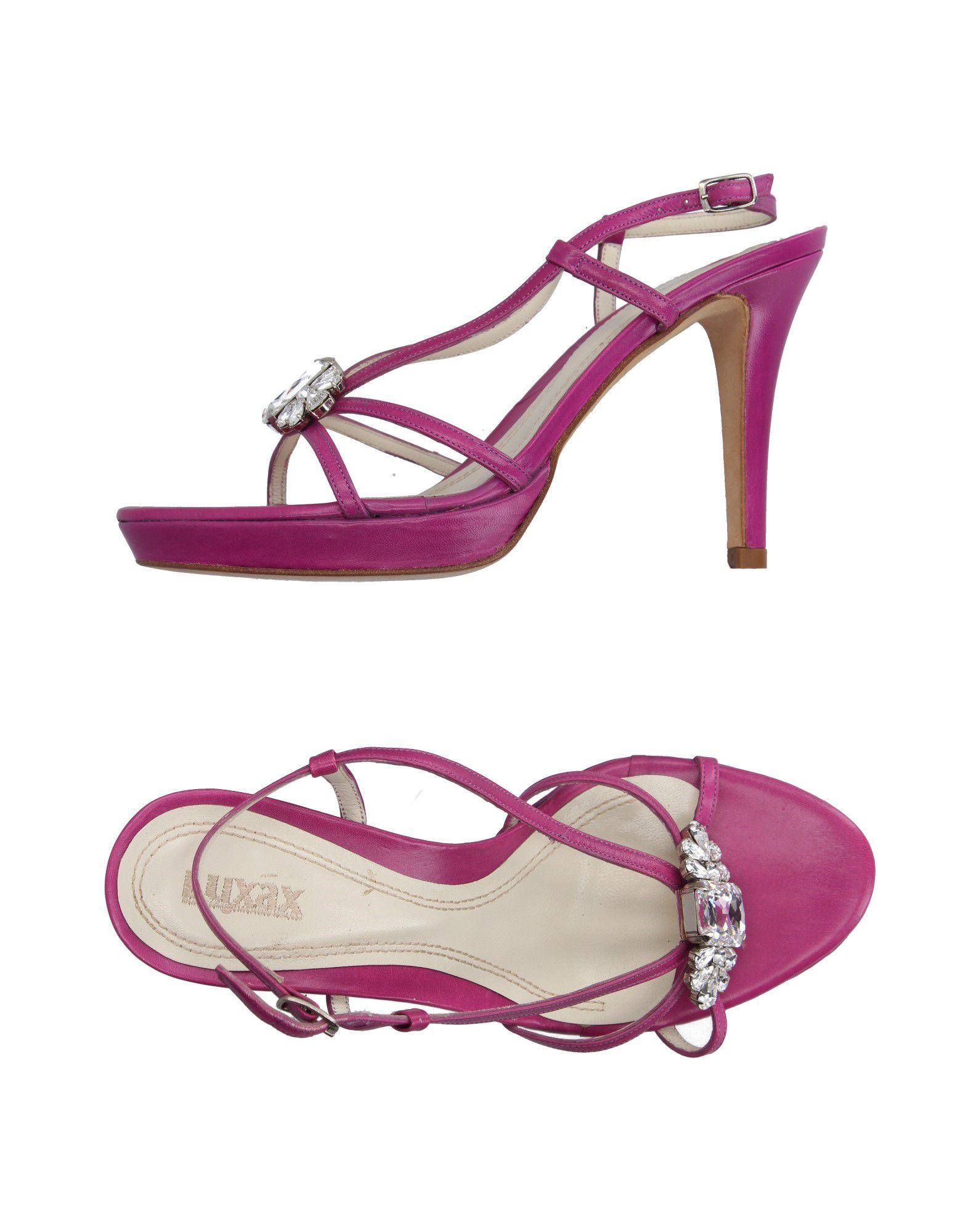 Sandales Luxax Femme - Sandales Luxax sur