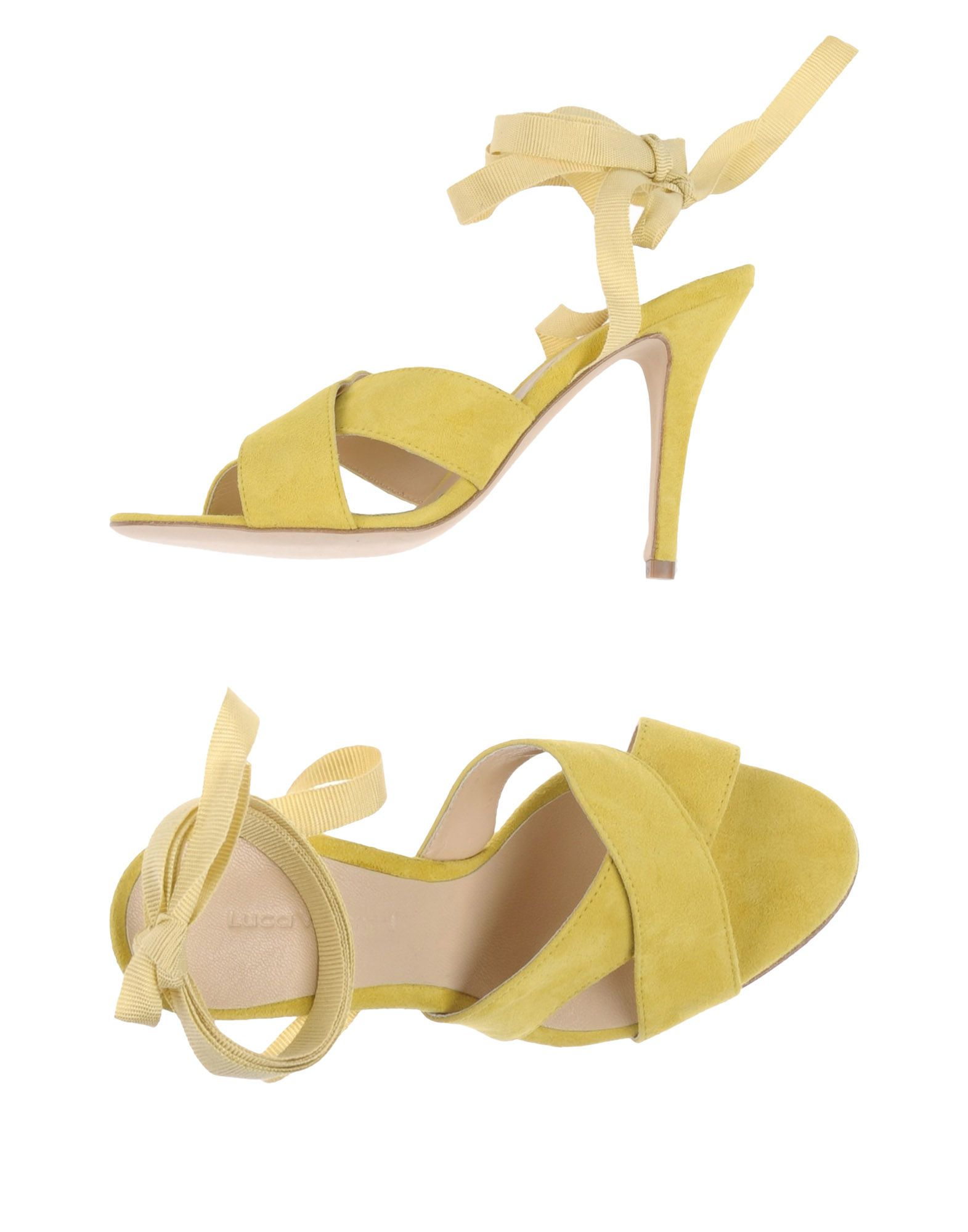 Luca Valentini Sandalen Damen  11151639BB Gute Qualität beliebte Schuhe