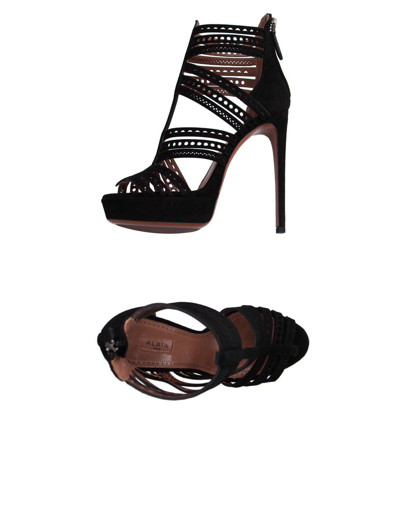 Sandali Alaïa Donna - e 11151964ID Scarpe comode e - distintive 323d8d