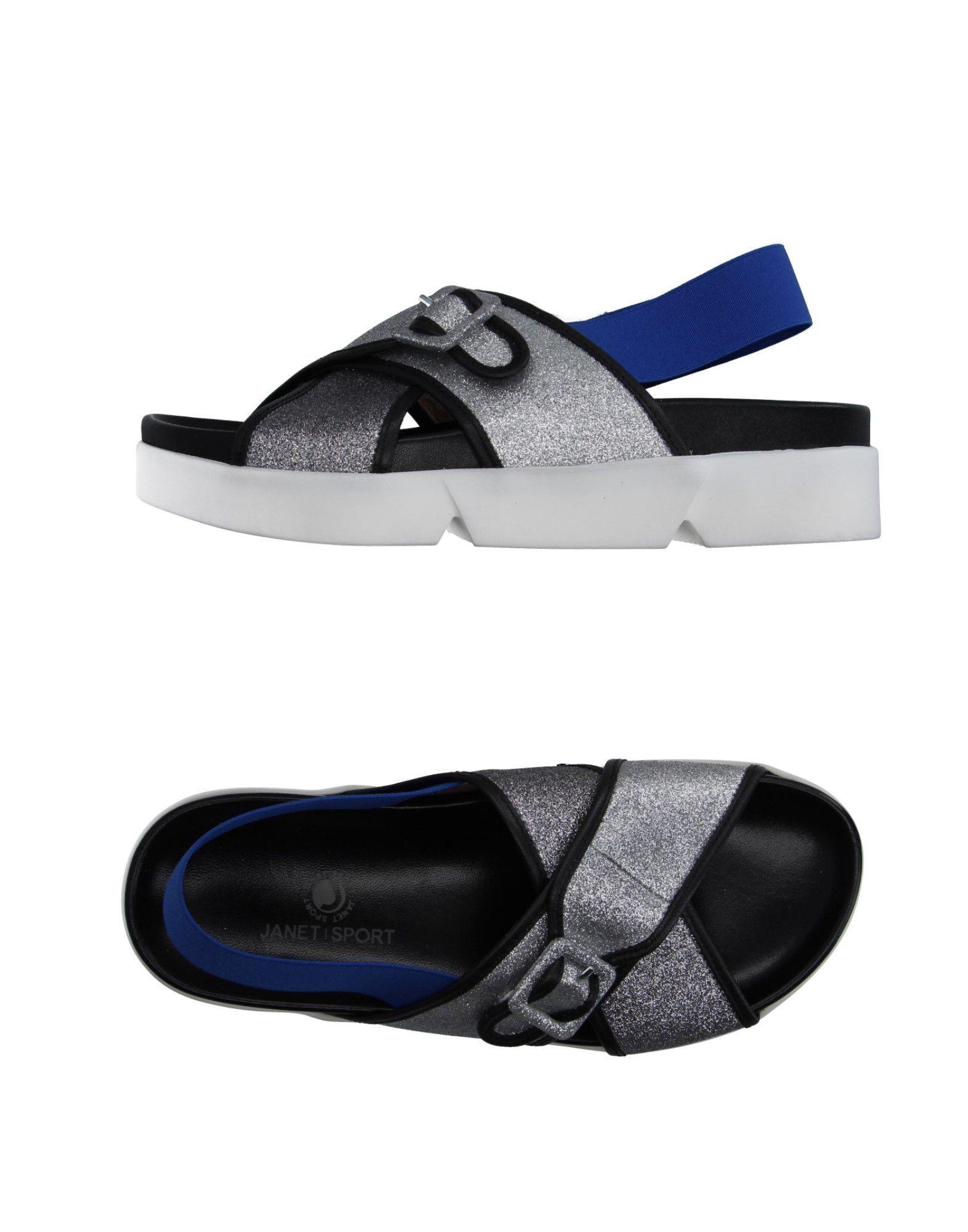Janet Sport Sandalen Damen  11152036HT Gute Qualität beliebte Schuhe