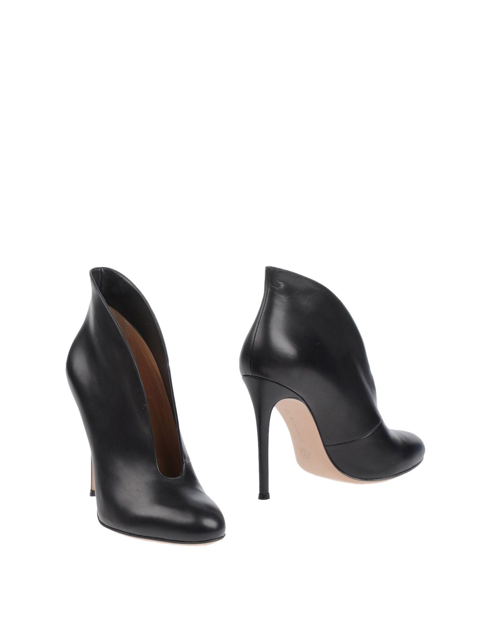 Gianvito Rossi Stiefelette Damen  Schuhe 11152125GB Beliebte Schuhe  fc09f7