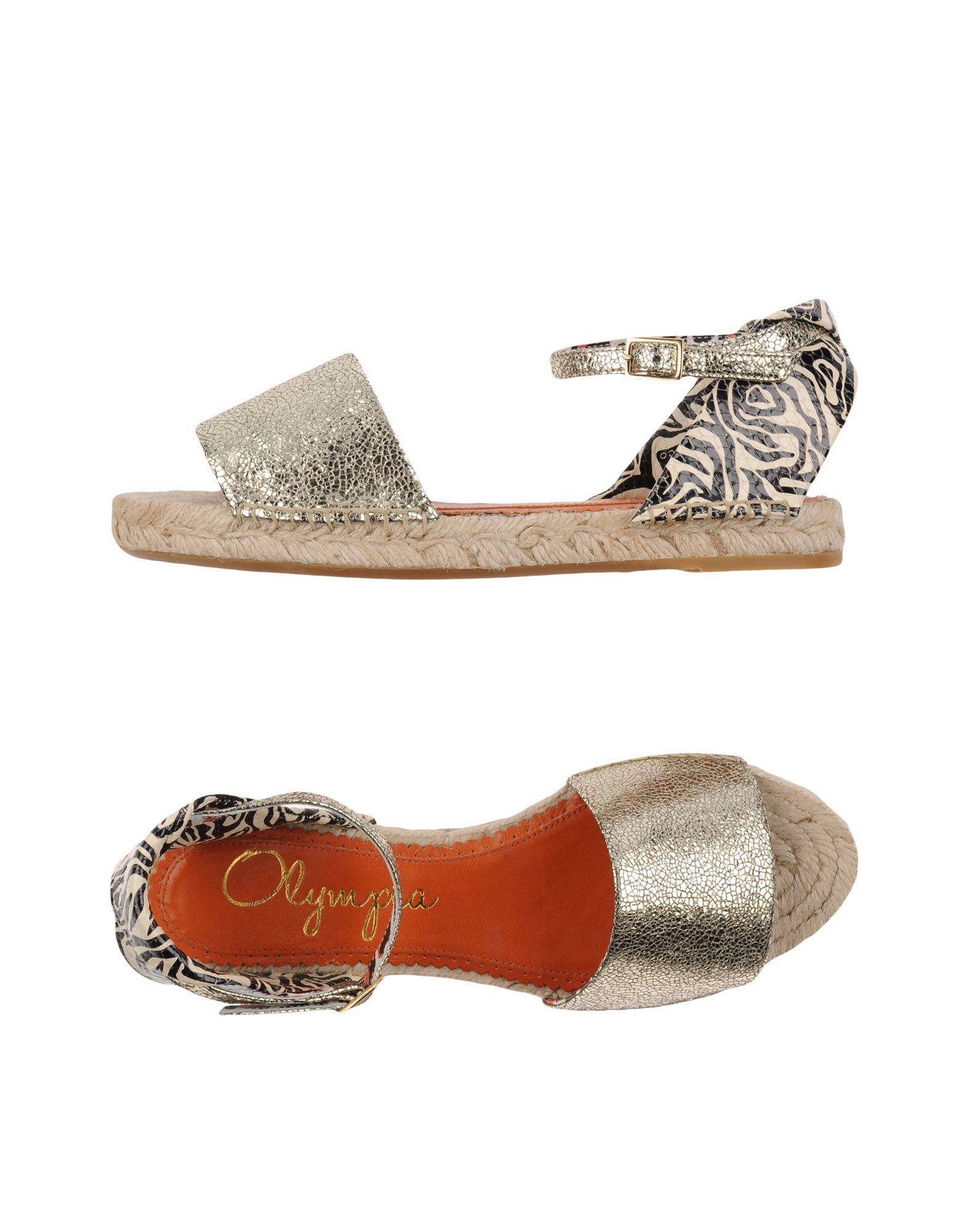 Charlotte Olympia Olympia Charlotte Espadrilles Damen 11152260RRGünstige gut aussehende Schuhe f29b74