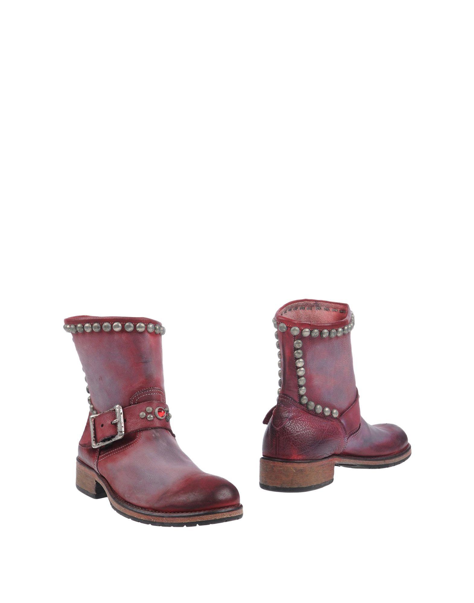 Htc Stiefelette Damen  11152657RDGut Schuhe aussehende strapazierfähige Schuhe 11152657RDGut 6134ab